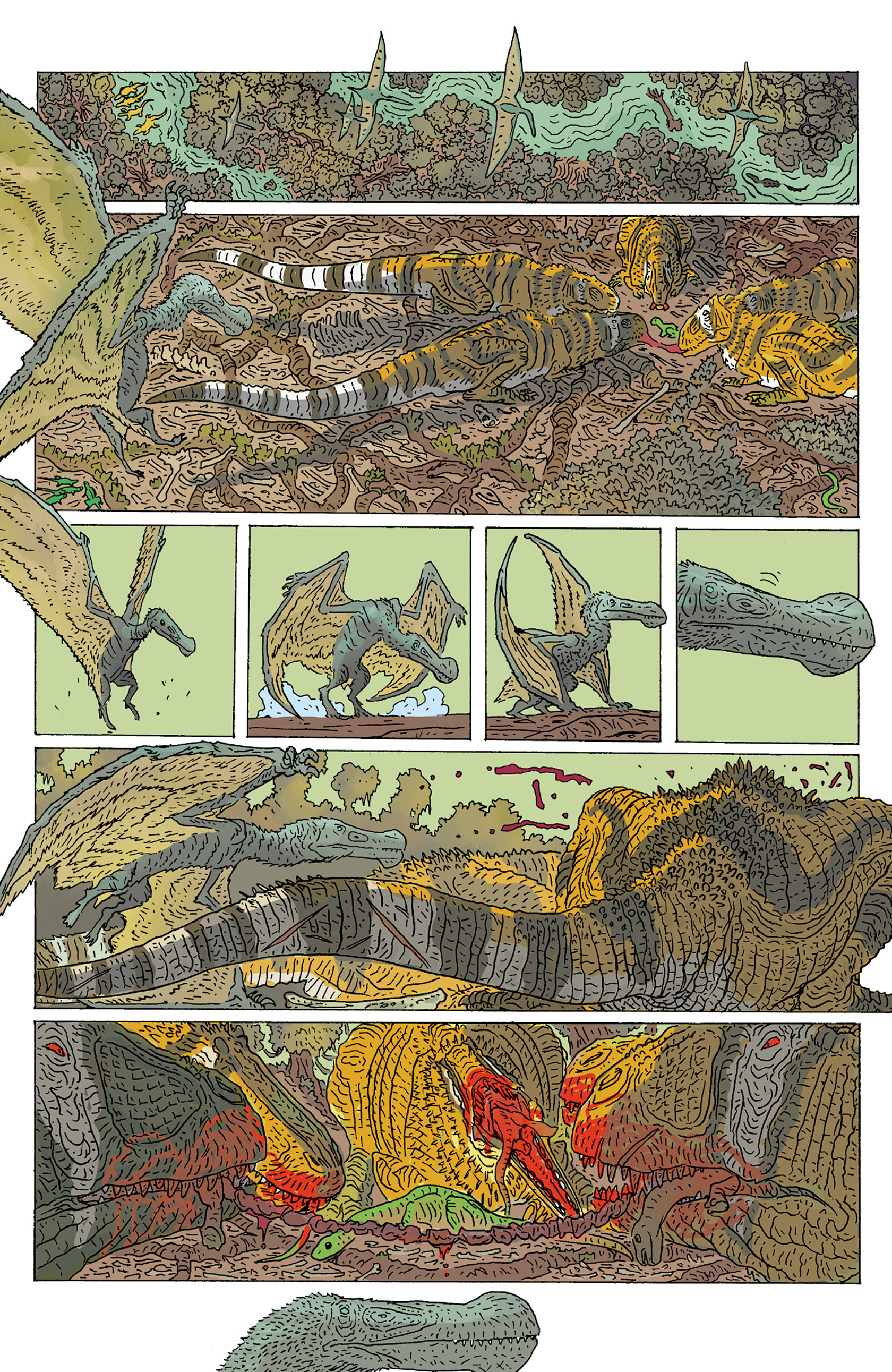 Read online Age of Reptiles: Ancient Egyptians comic -  Issue #2 - 15