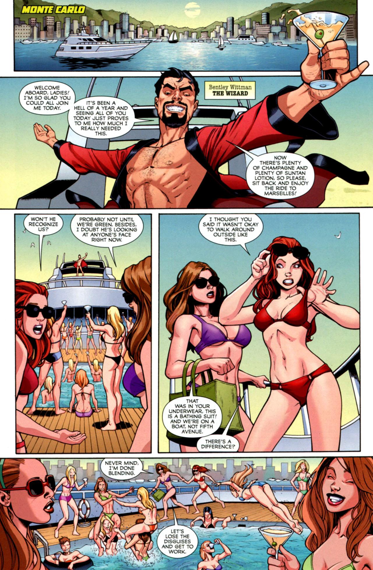 Read online She-Hulks comic -  Issue #1 - 18