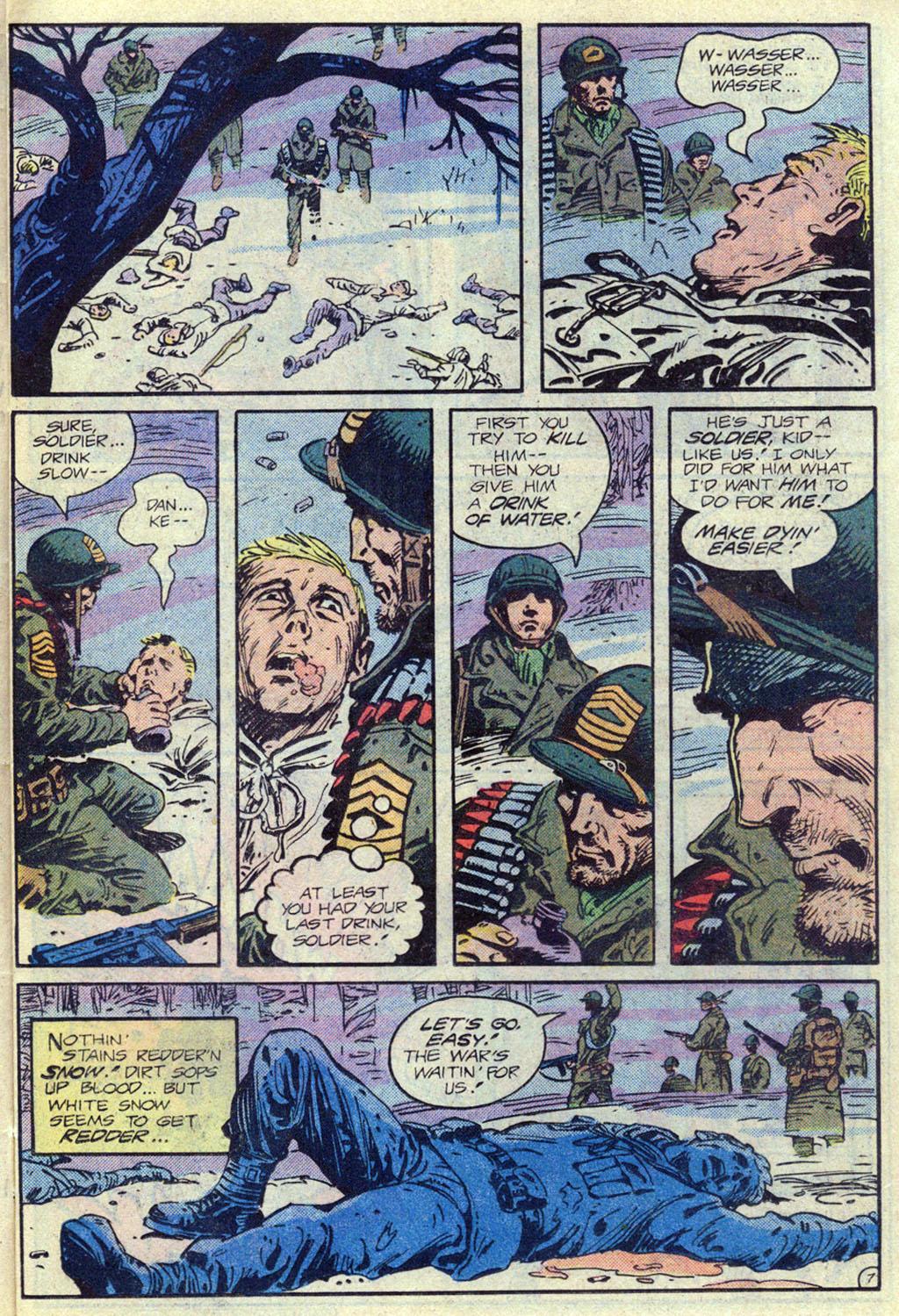 Read online Sgt. Rock comic -  Issue #369 - 7