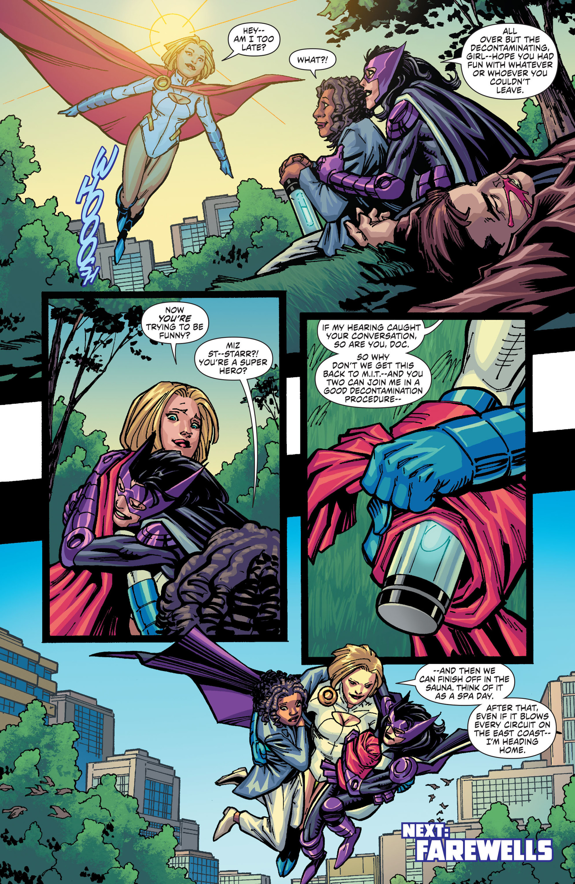 Read online Worlds' Finest comic -  Issue #24 - 21