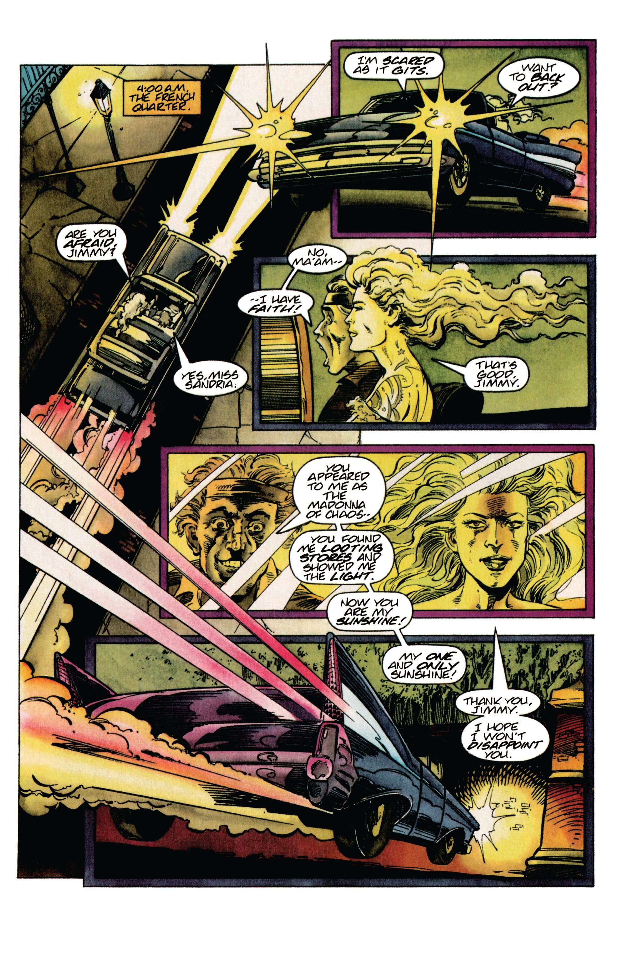 Read online Shadowman (1992) comic -  Issue #31 - 10