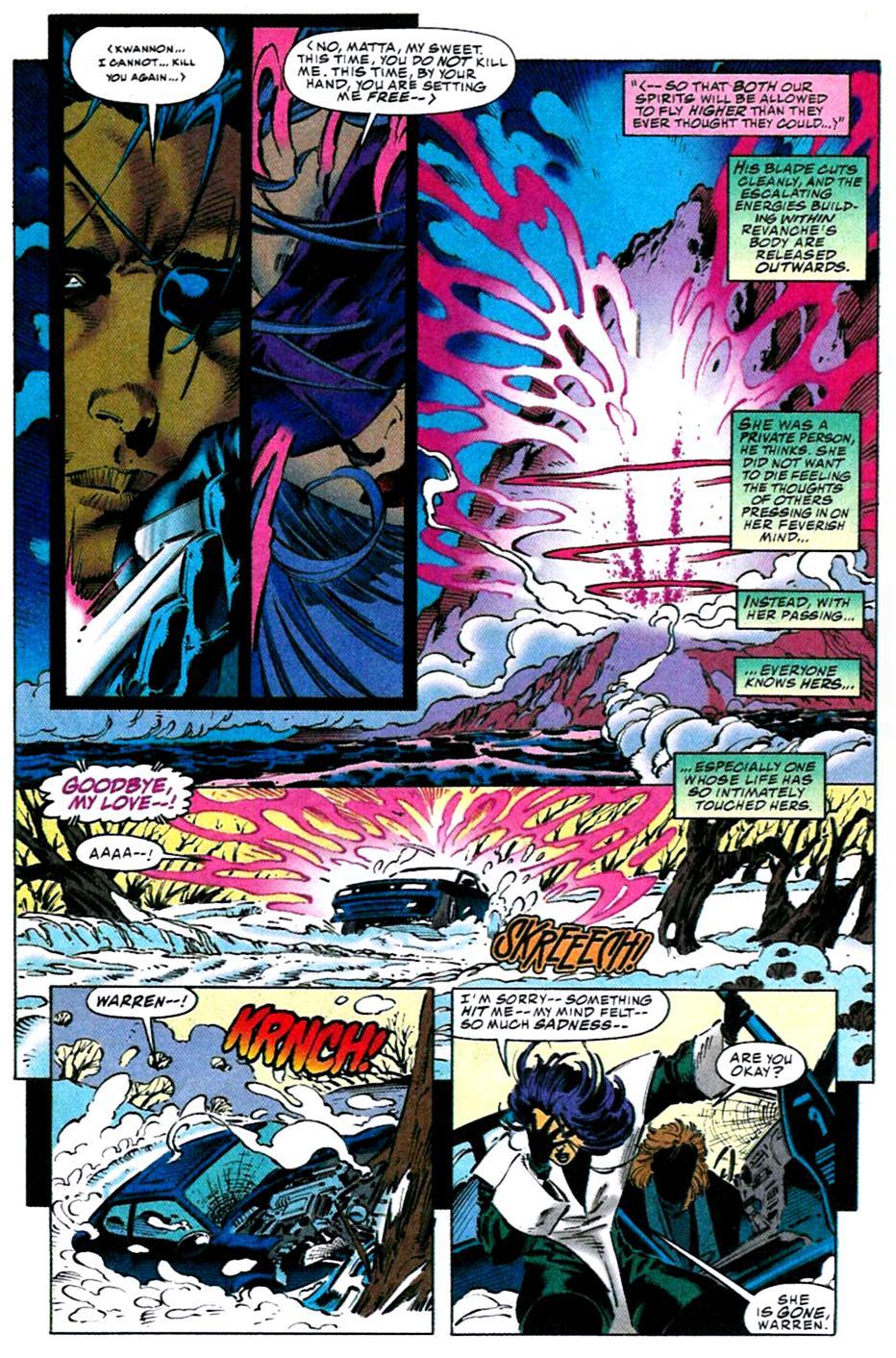 X-Men (1991) 31 Page 21