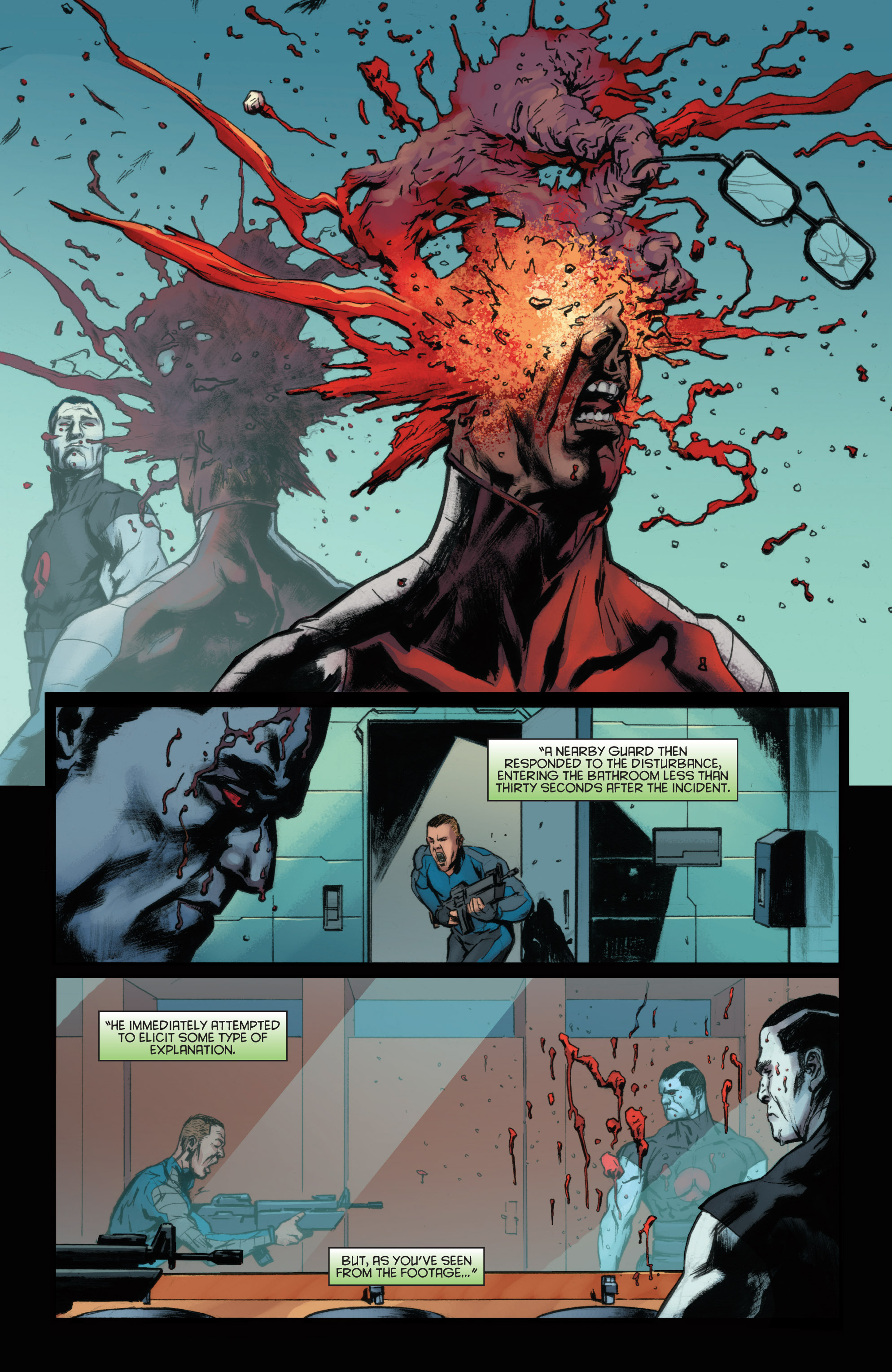 Read online Bloodshot and H.A.R.D.Corps comic -  Issue #22 - 6