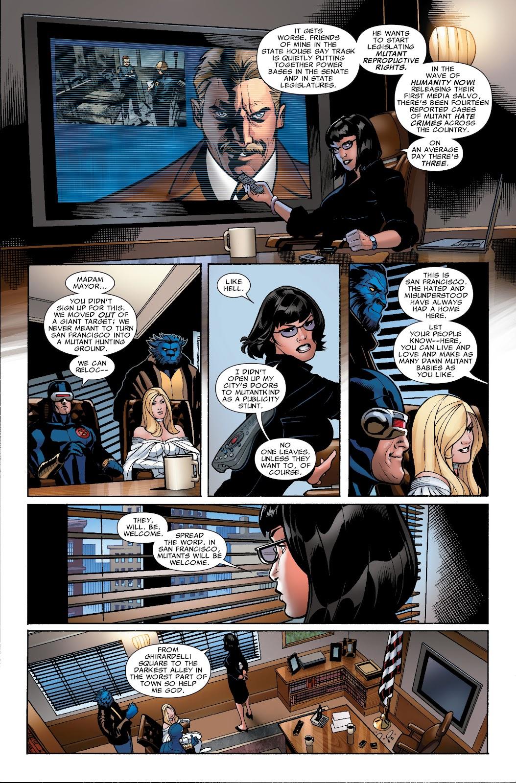 Uncanny X-Men (1963) issue 505 - Page 4