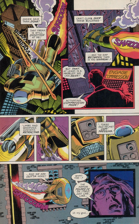 Read online Gunfire comic -  Issue #4 - 17