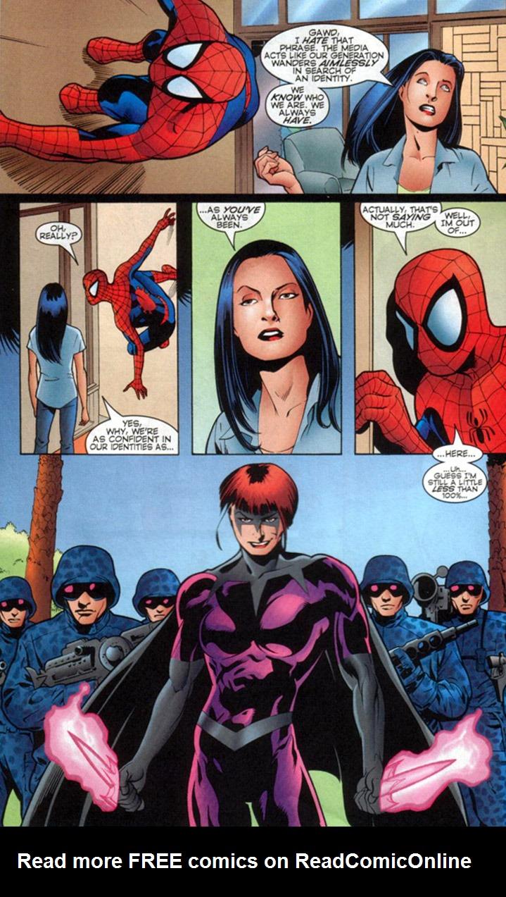 Read online Spider-Man/Gen13 comic -  Issue # Full - 33