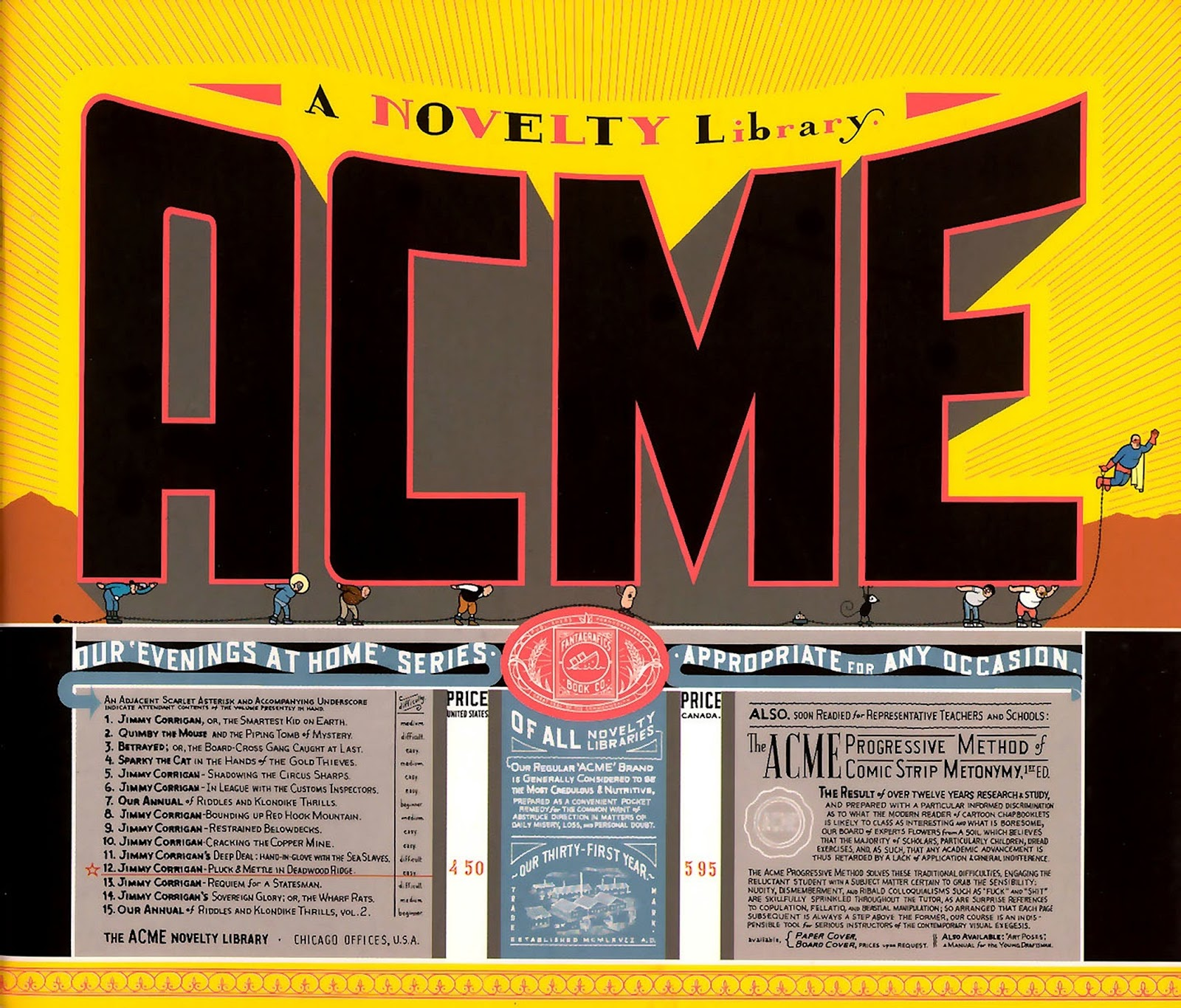 The Acme Novelty Library 12 Page 1