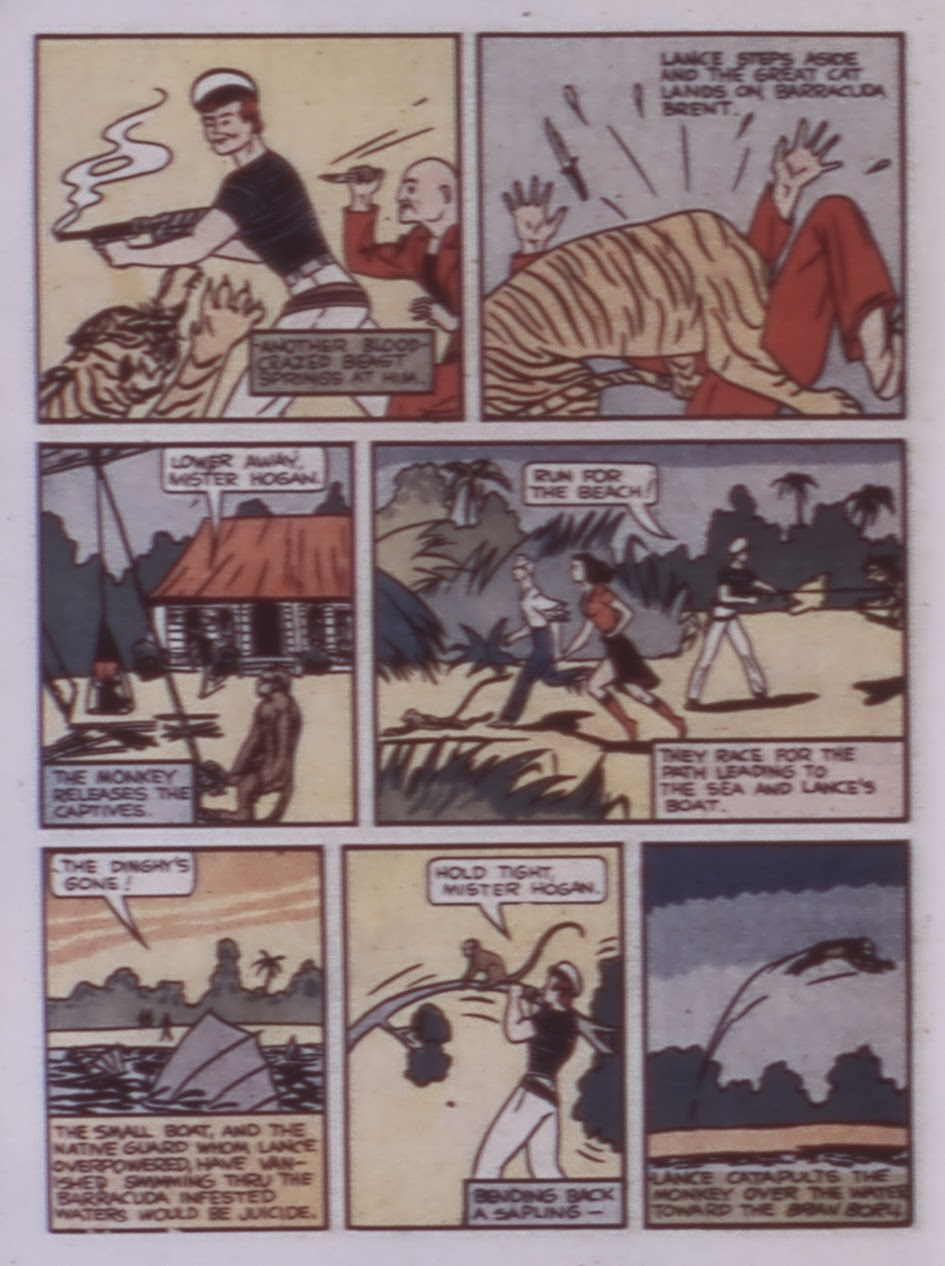 Read online WHIZ Comics comic -  Issue #1 - 56