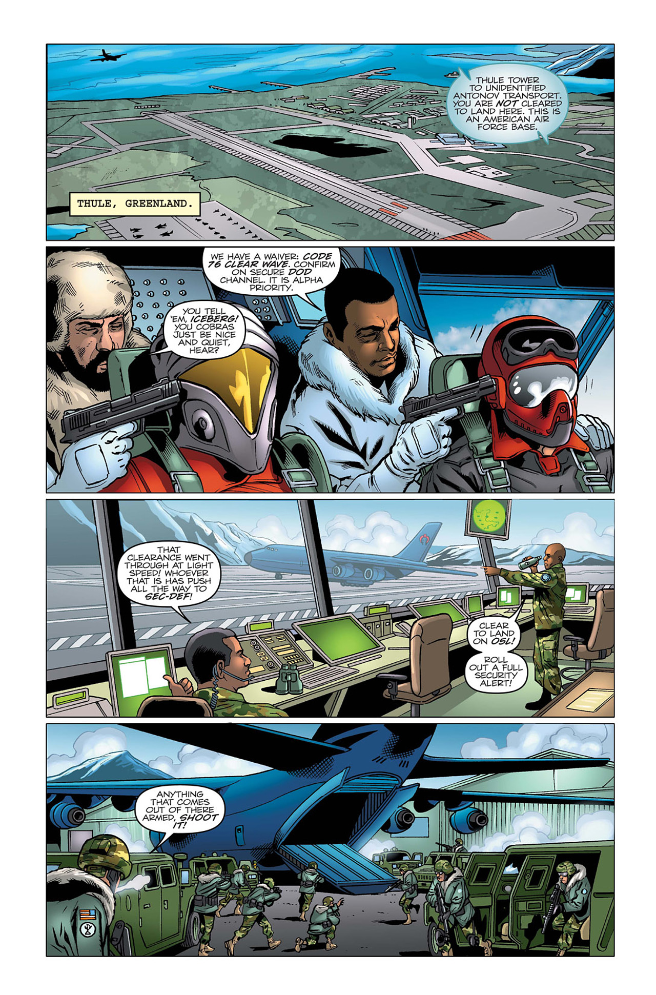 G.I. Joe: A Real American Hero 169 Page 11
