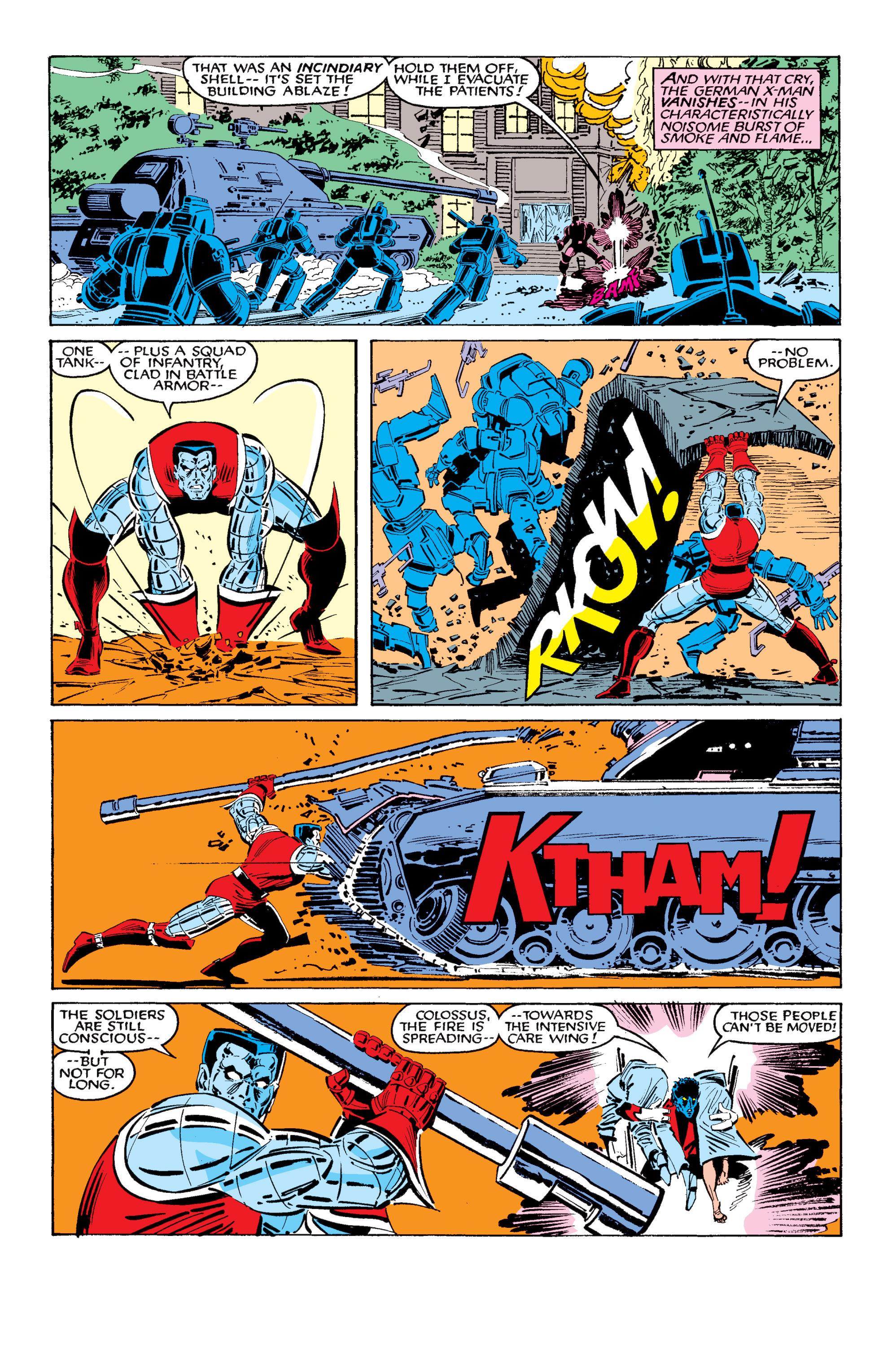 Read online Uncanny X-Men (1963) comic -  Issue #200 - 16