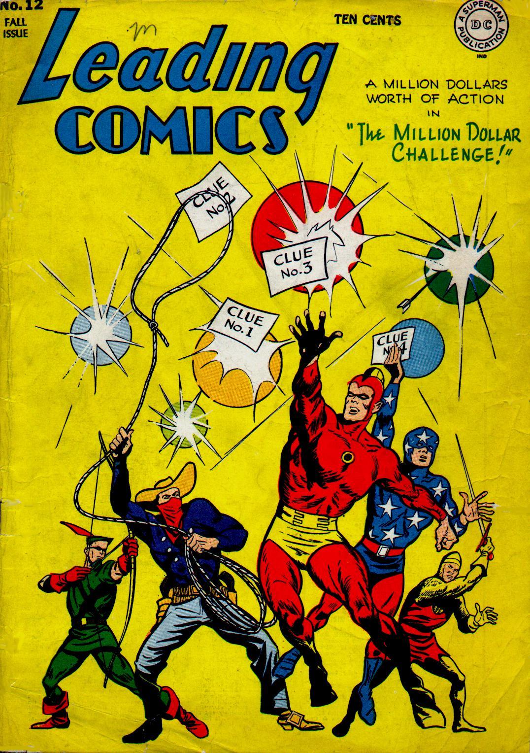 Leading Comics 12 Page 1