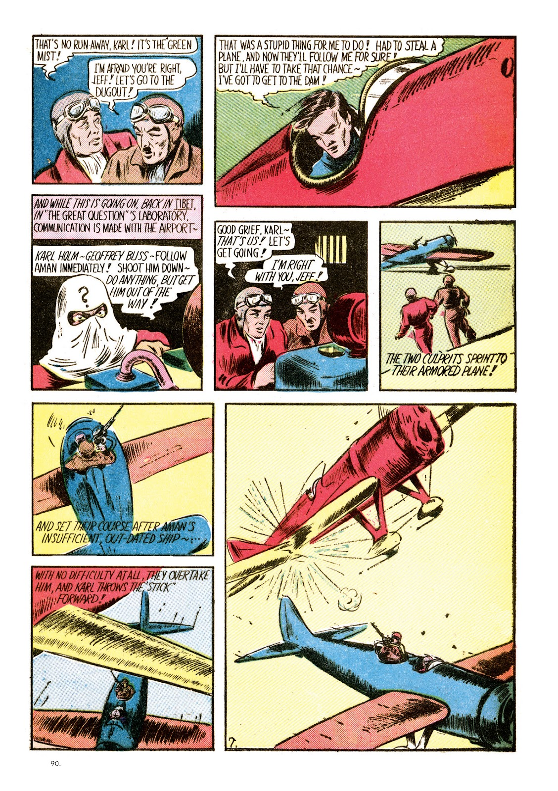Read online The Bill Everett Archives comic -  Issue # TPB 1 (Part 1) - 90