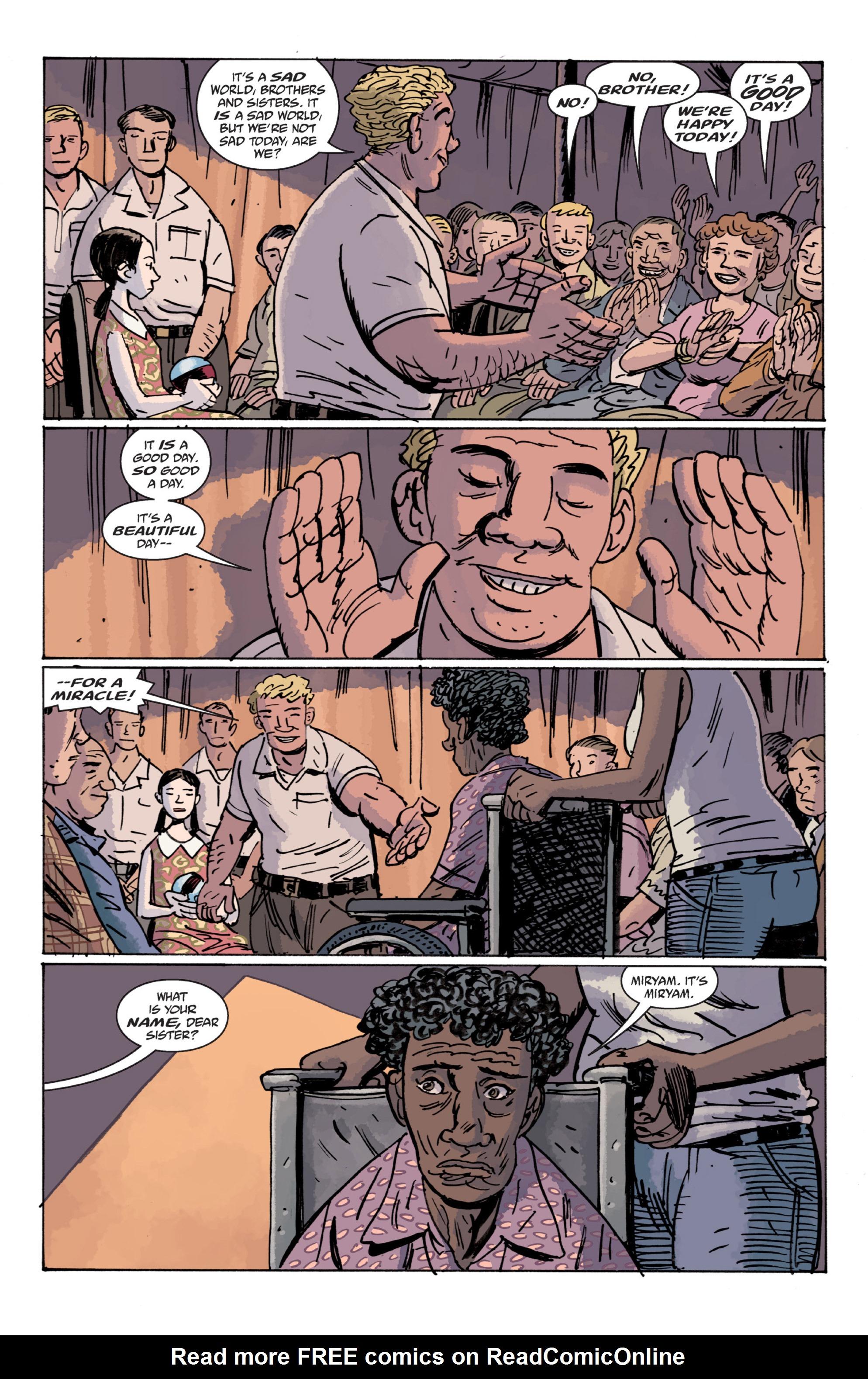 Read online B.P.R.D. (2003) comic -  Issue # TPB 12 - 36