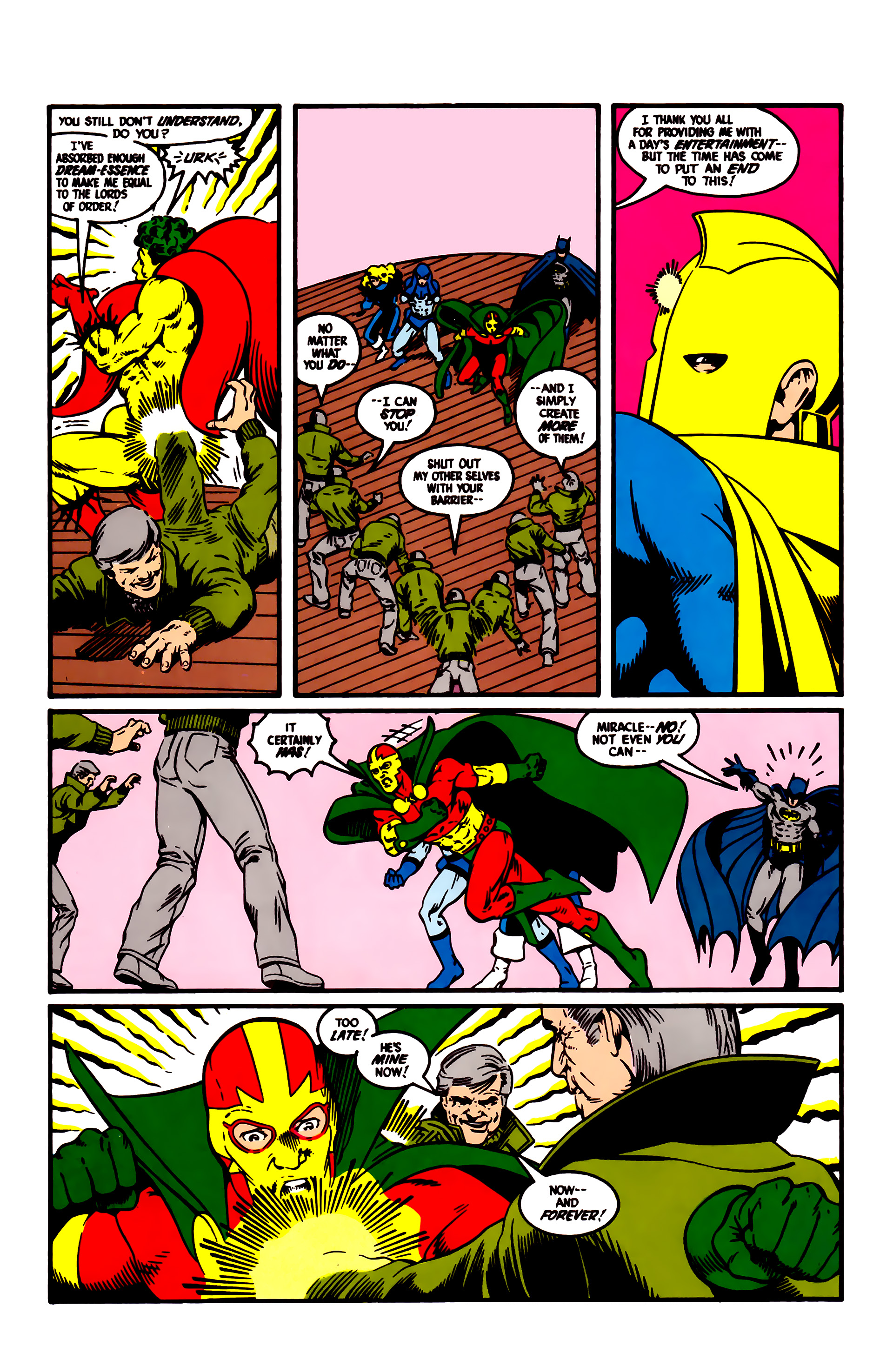 Read online Justice League (1987) comic -  Issue #6 - 20