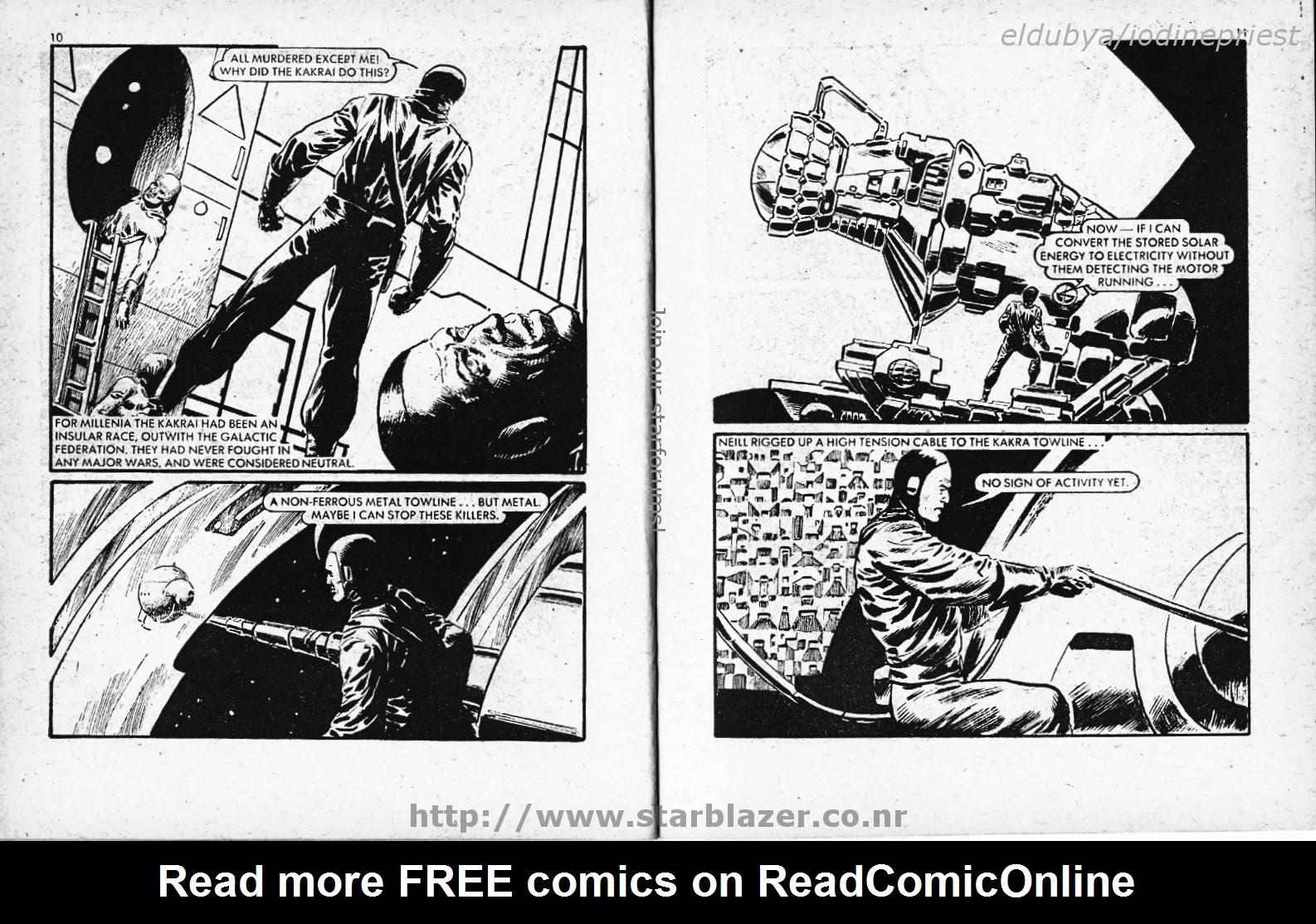 Starblazer issue 59 - Page 7