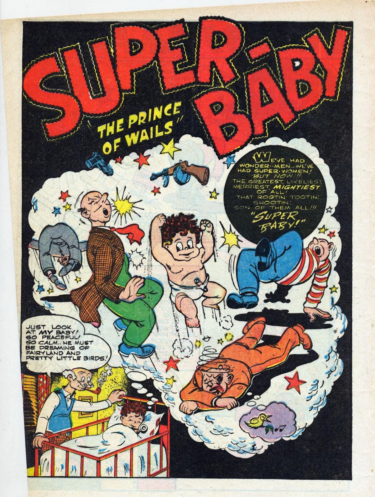 Read online Comedy Comics (1942) comic -  Issue #13 - 13