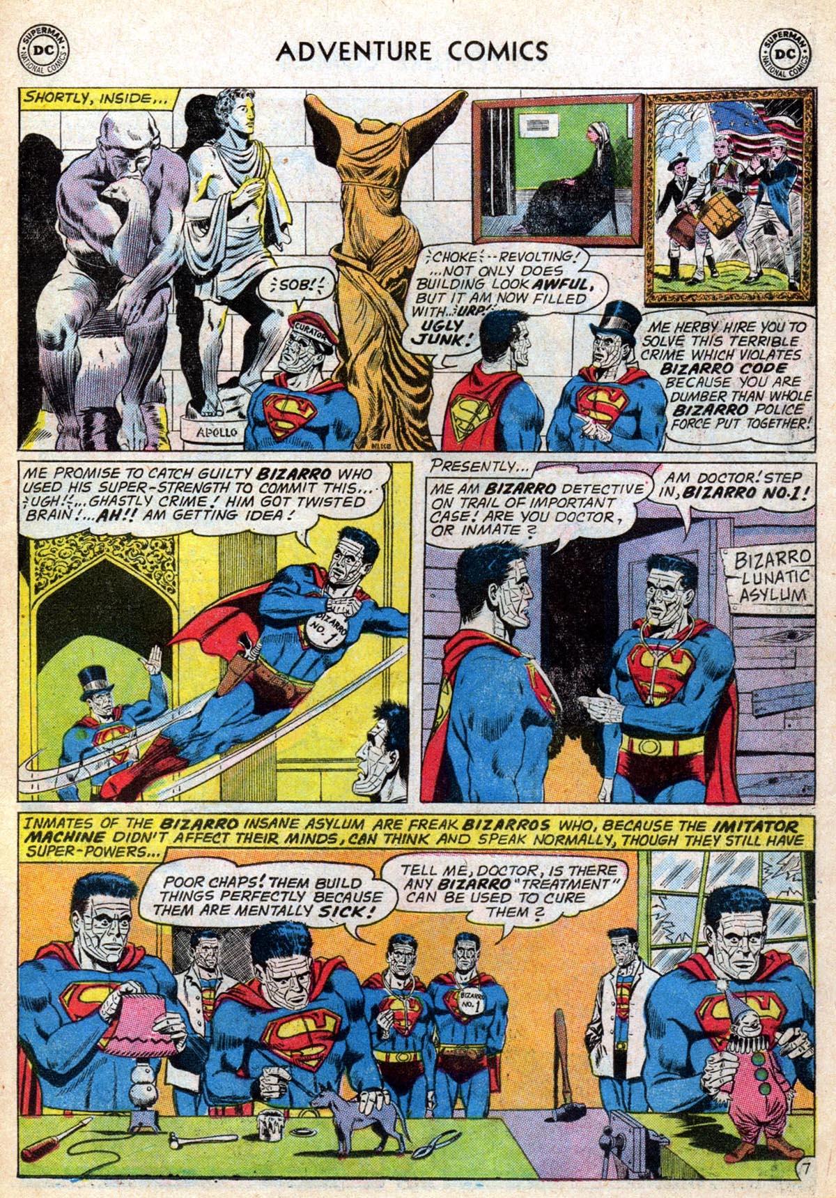 Read online Adventure Comics (1938) comic -  Issue #286 - 27