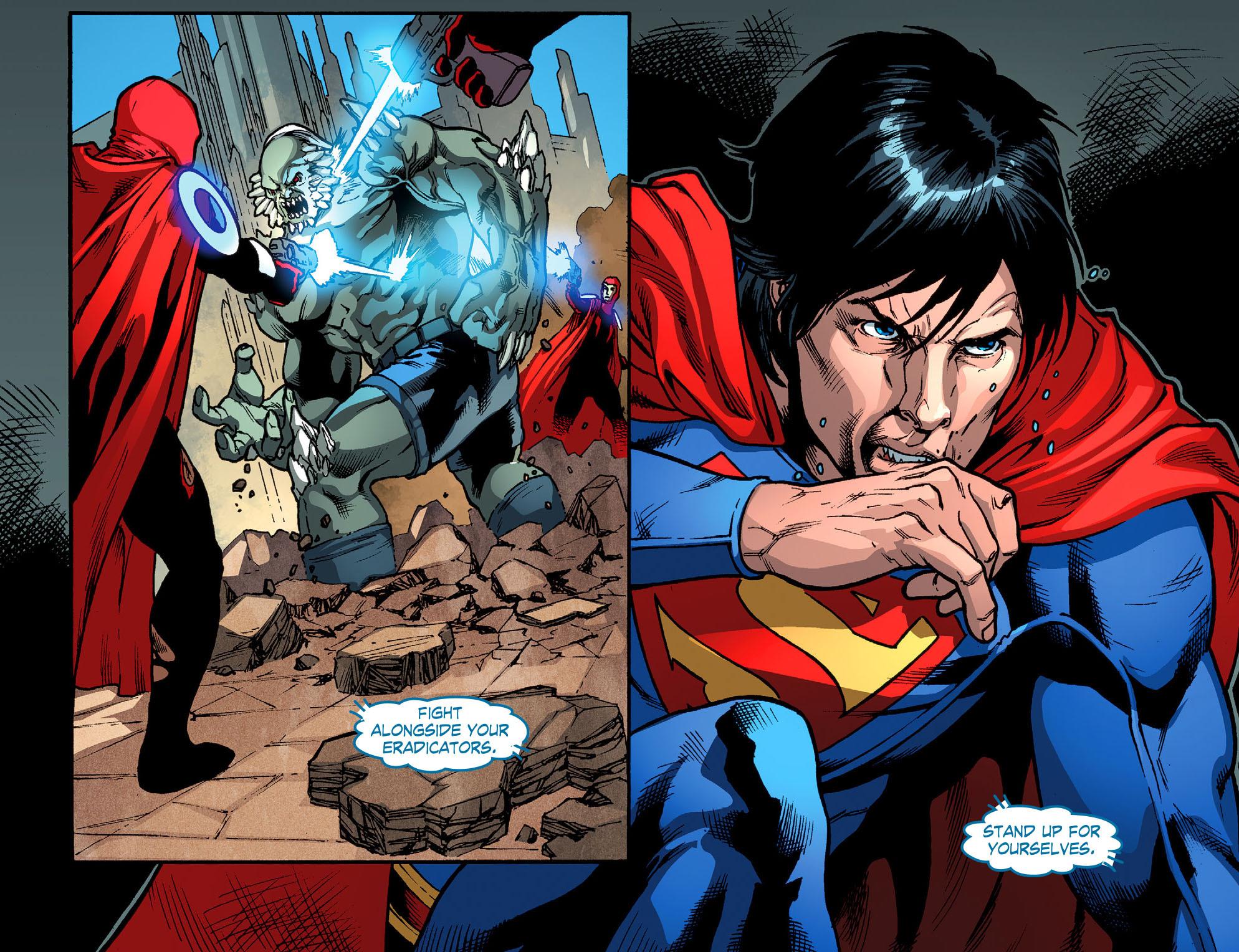 Read online Smallville: Season 11 comic -  Issue #52 - 14