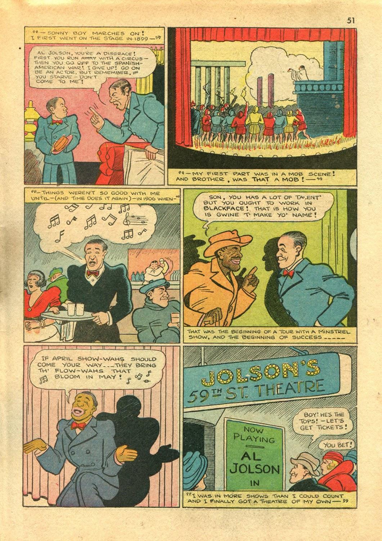 Read online Super-Magician Comics comic -  Issue #14 - 50