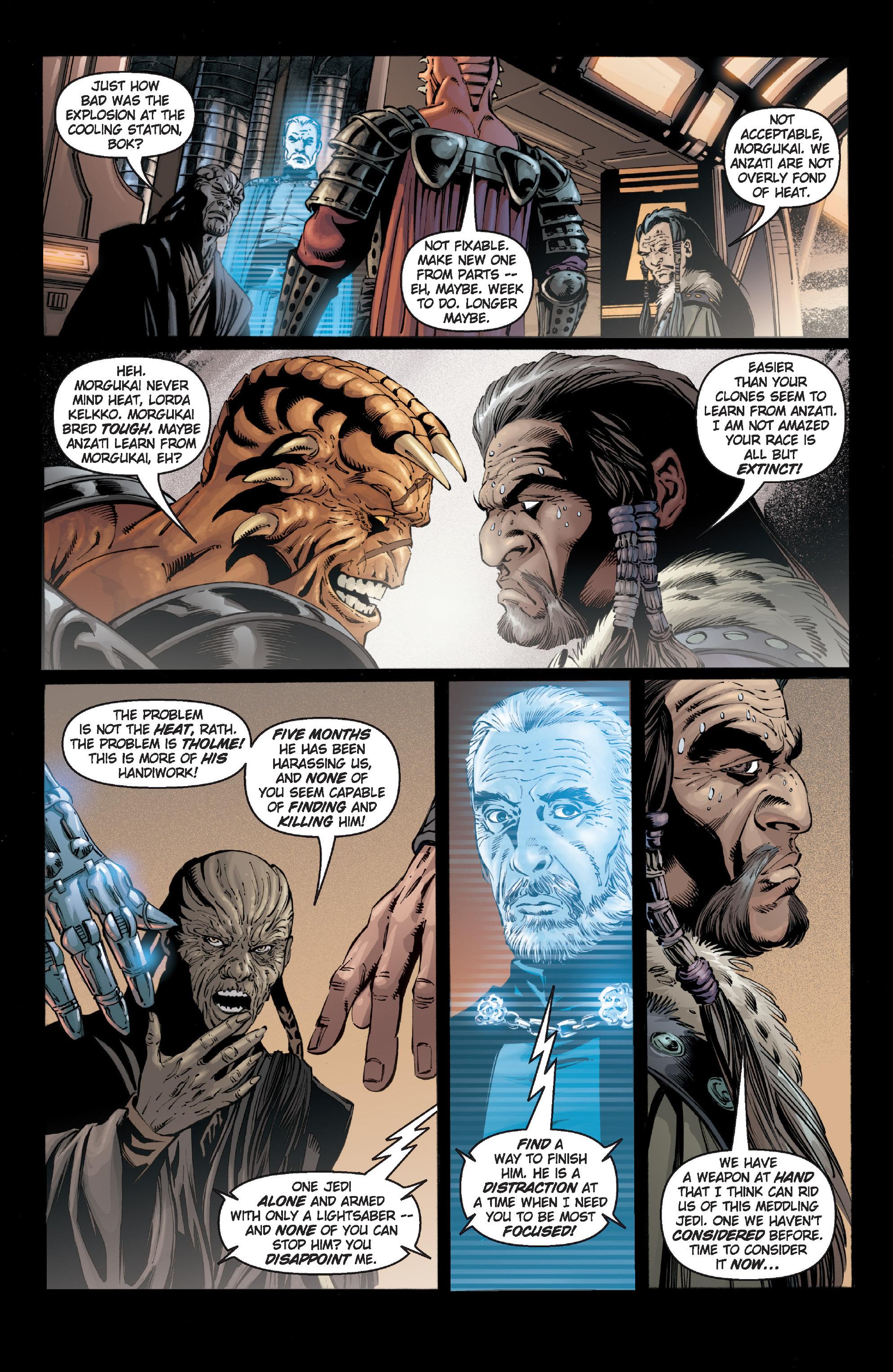 Read online Star Wars Omnibus comic -  Issue # Vol. 26 - 268