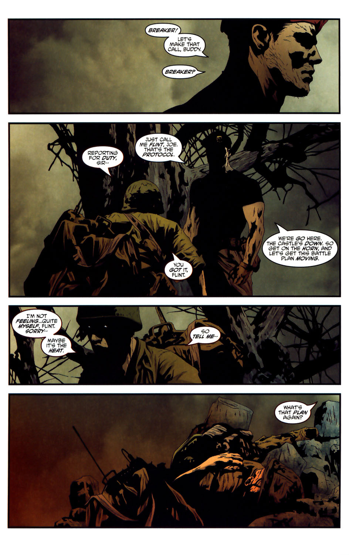 Read online Transformers/G.I. Joe comic -  Issue #3 - 18