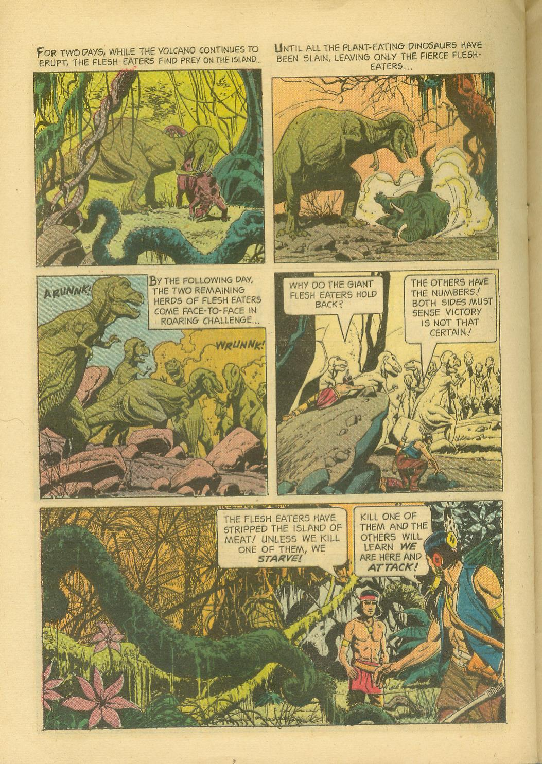 Read online Turok, Son of Stone comic -  Issue #30 - 28