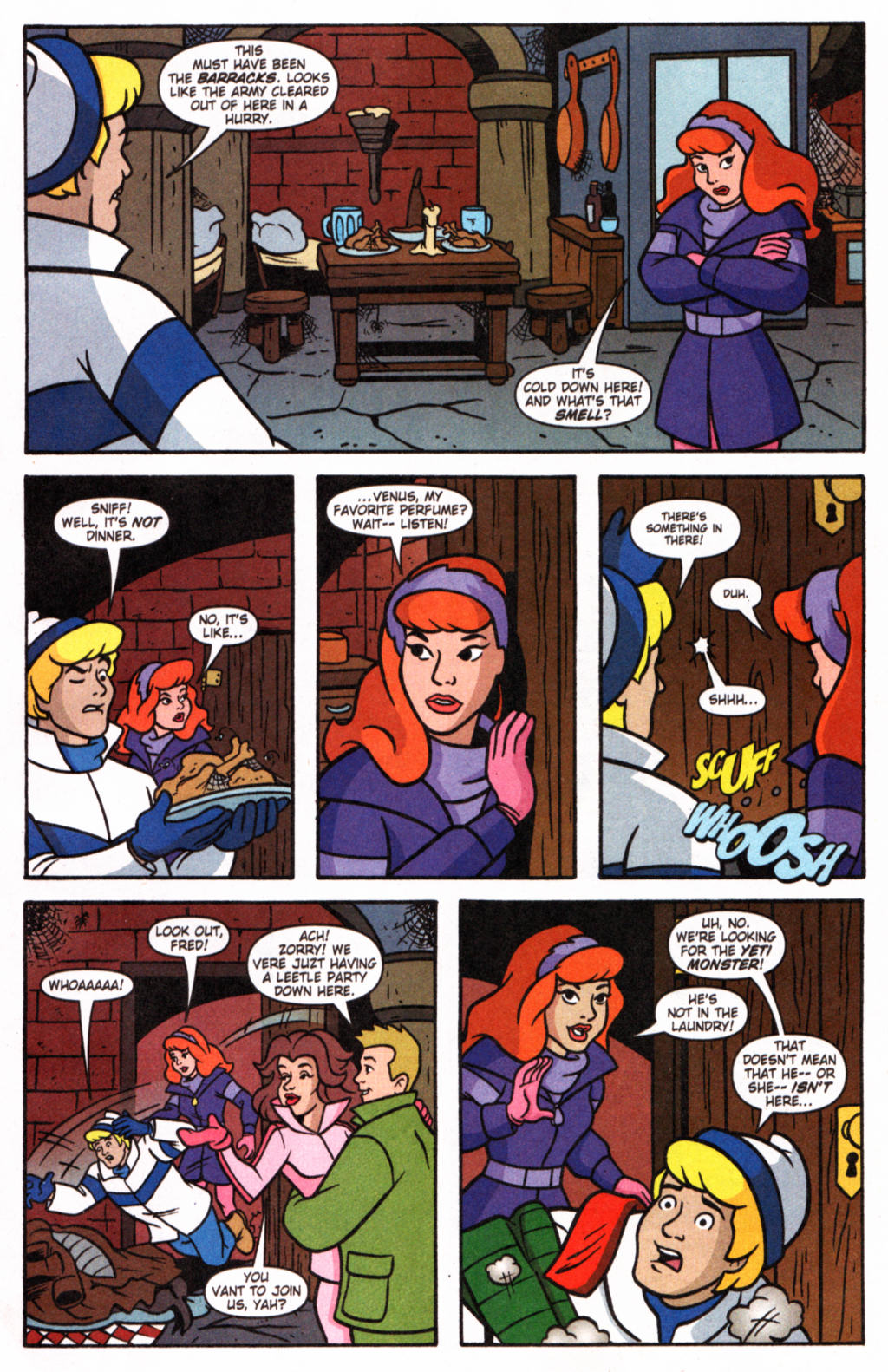 Read online Scooby-Doo (1997) comic -  Issue #116 - 8