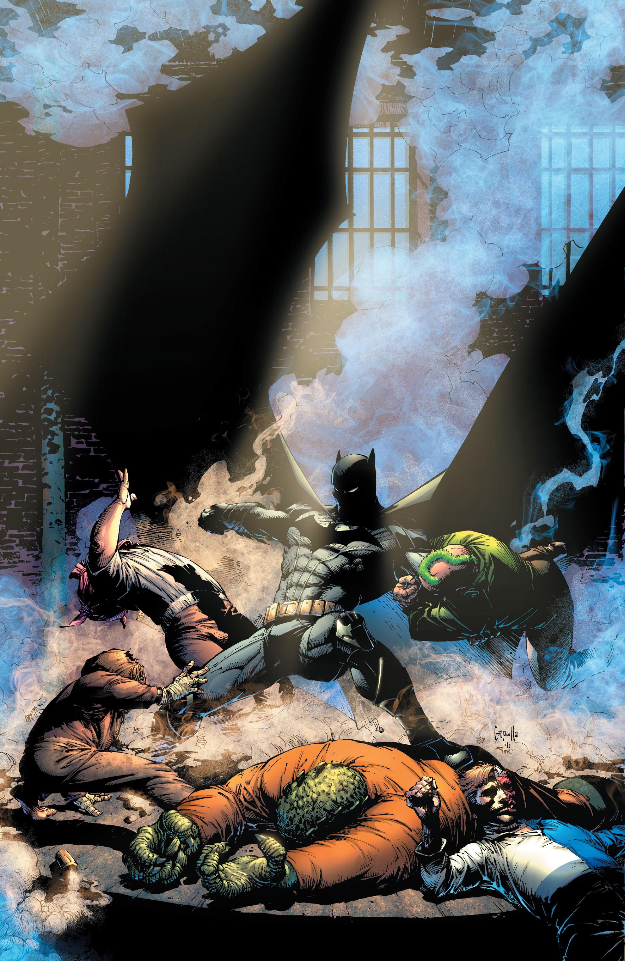 Read online Batman (2011) comic -  Issue # _TPB 7 - 157