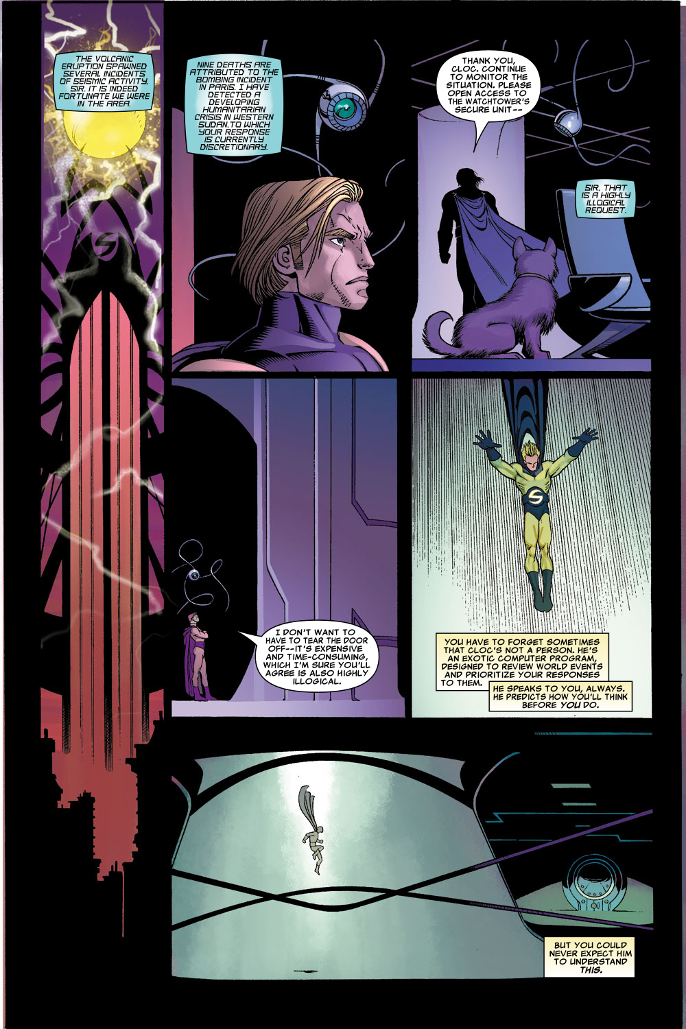 Read online Sentry (2006) comic -  Issue #1 - 9