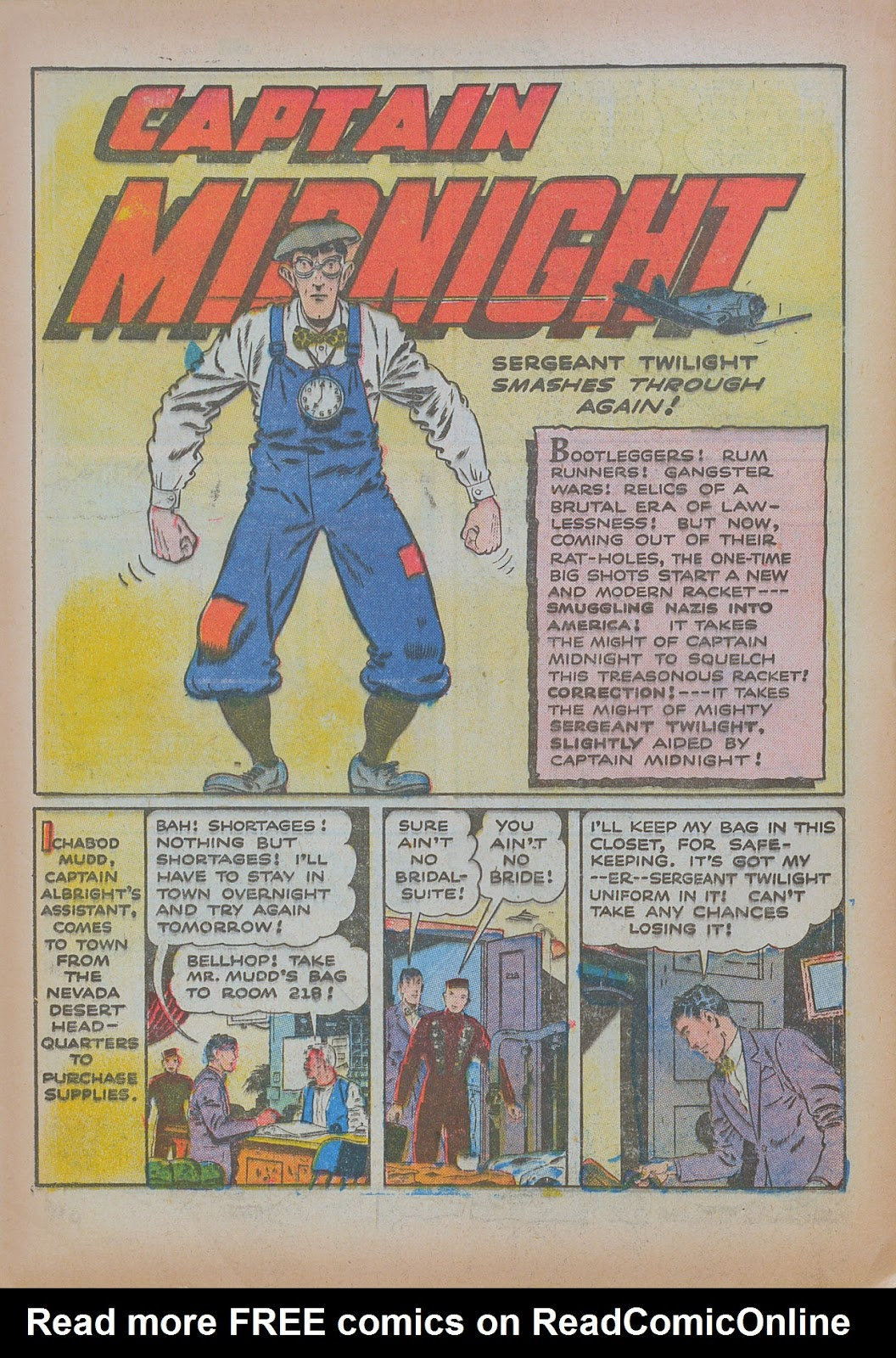 Captain Midnight (1942) issue 20 - Page 28