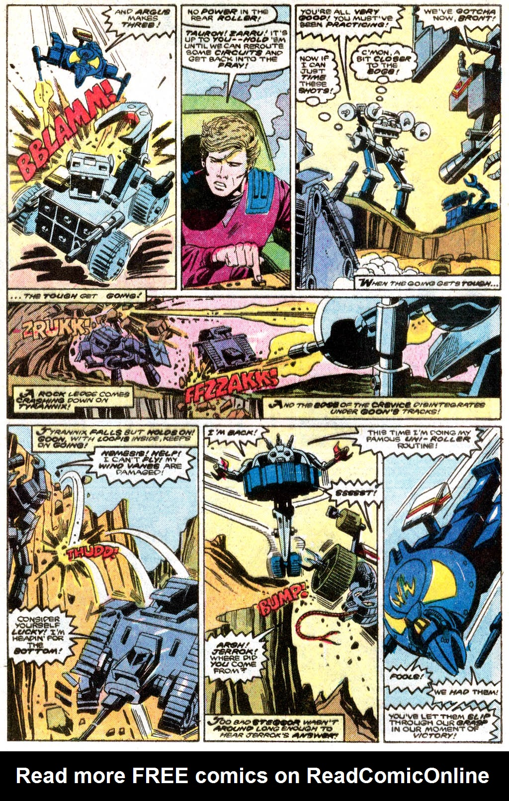 Read online Robotix comic -  Issue # Full - 25