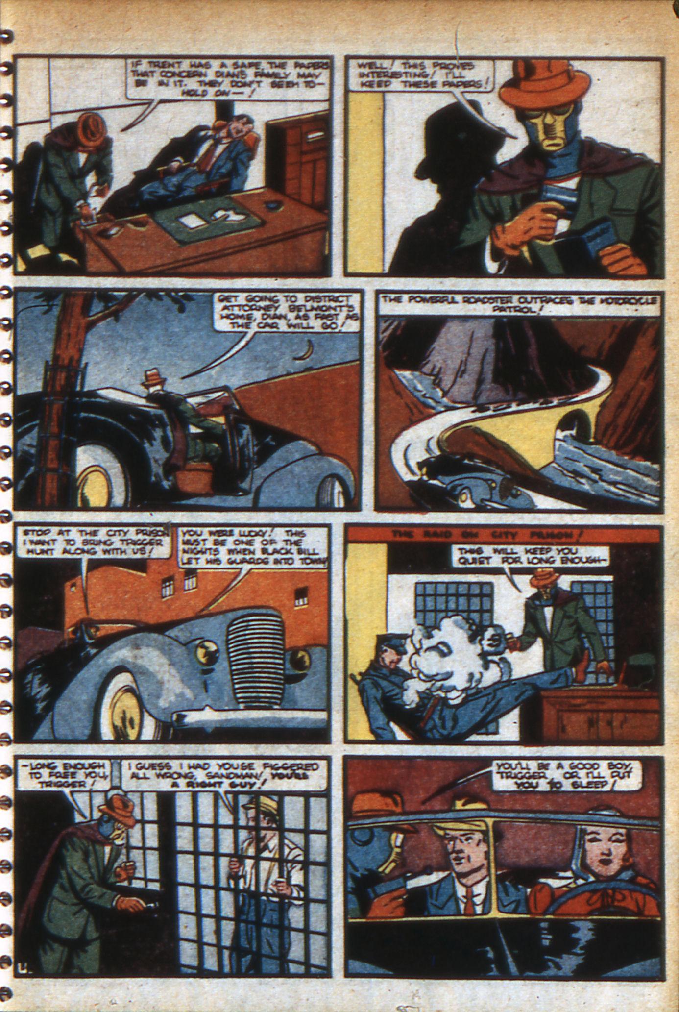 Read online Adventure Comics (1938) comic -  Issue #47 - 12