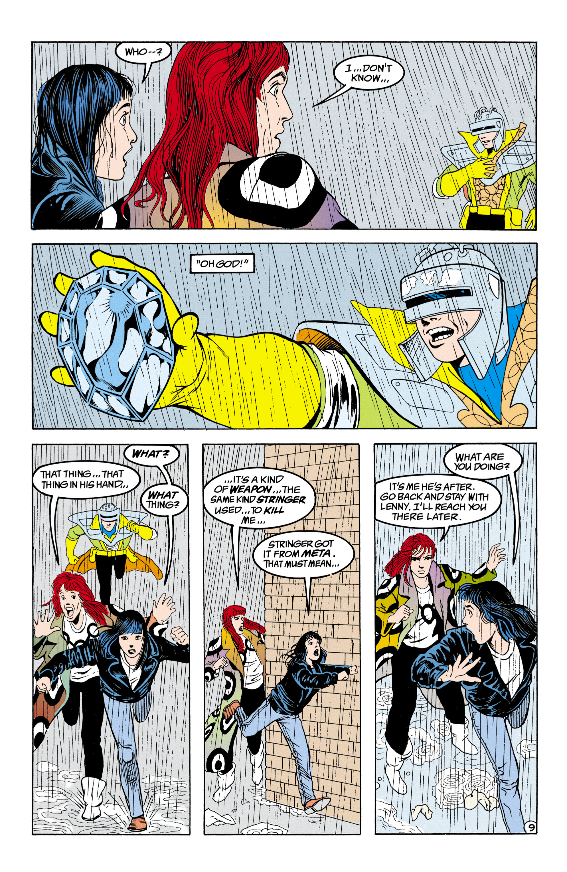 Read online Shade, the Changing Man comic -  Issue #31 - 10