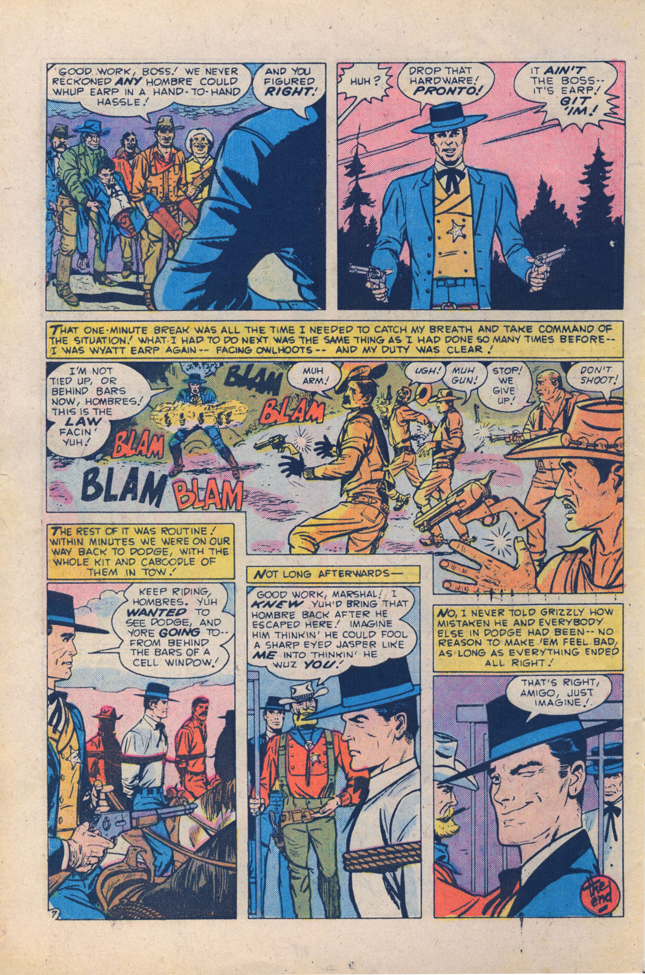 Read online Two-Gun Kid comic -  Issue #121 - 34