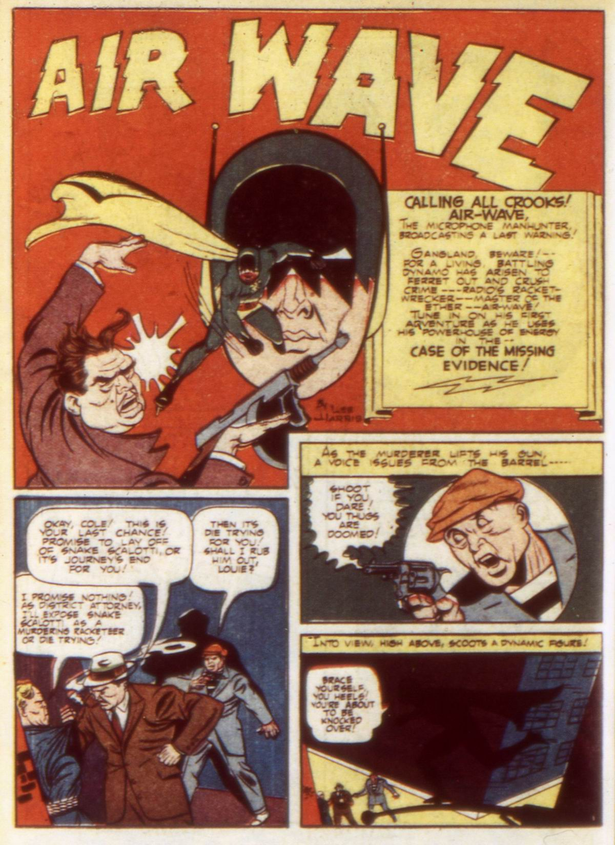 Read online Detective Comics (1937) comic -  Issue #60 - 50
