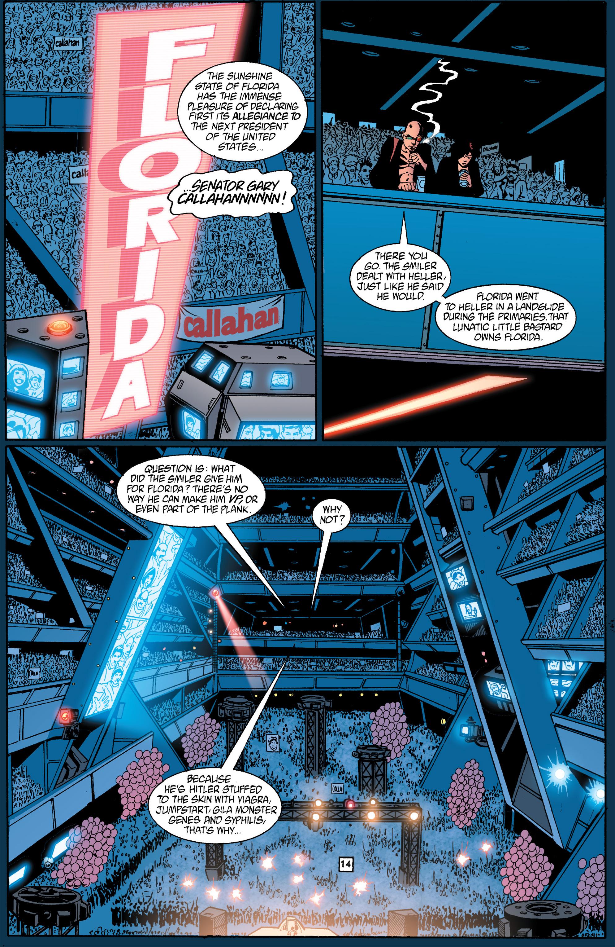 Read online Transmetropolitan comic -  Issue #17 - 15