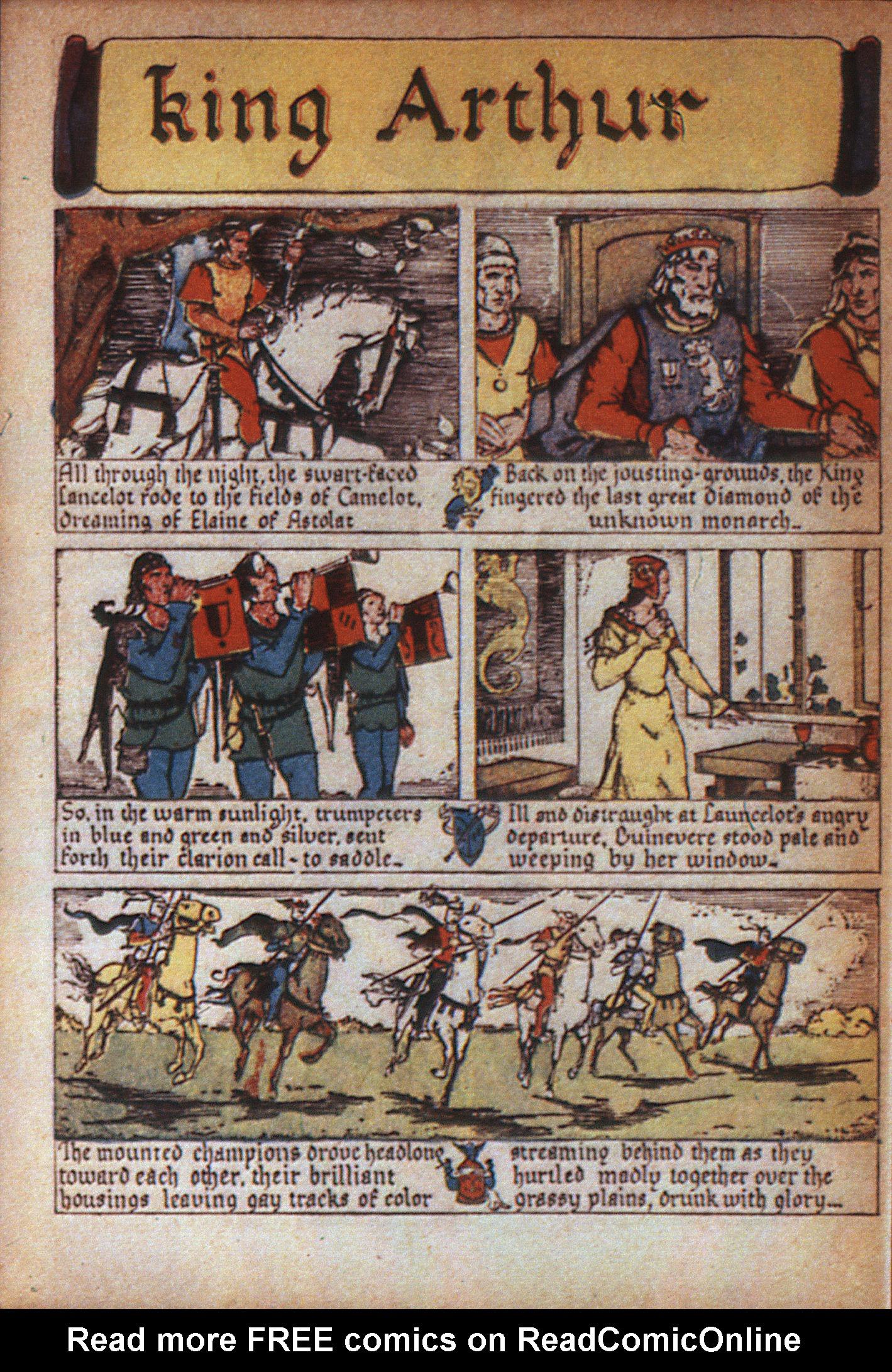 Read online Adventure Comics (1938) comic -  Issue #7 - 56