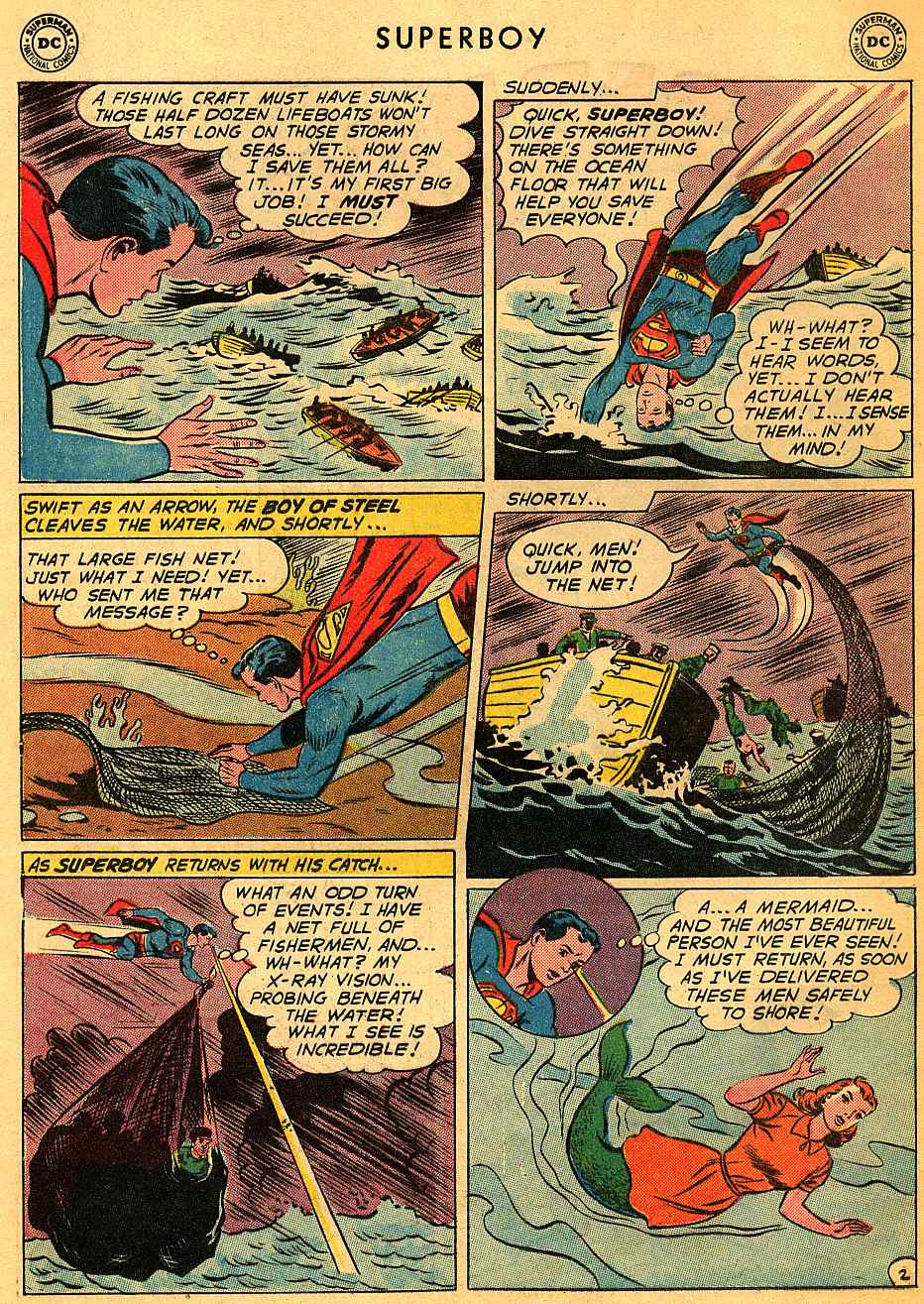 Superboy (1949) issue 95 - Page 21