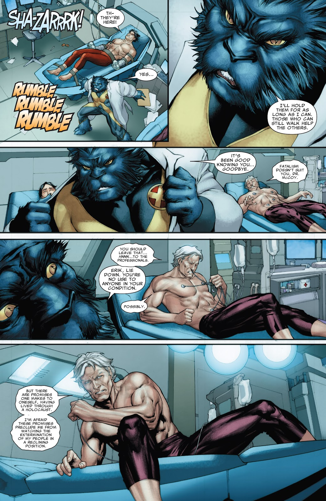 Read online X-Men: Second Coming comic -  Issue # _TPB (Part 3) - 71