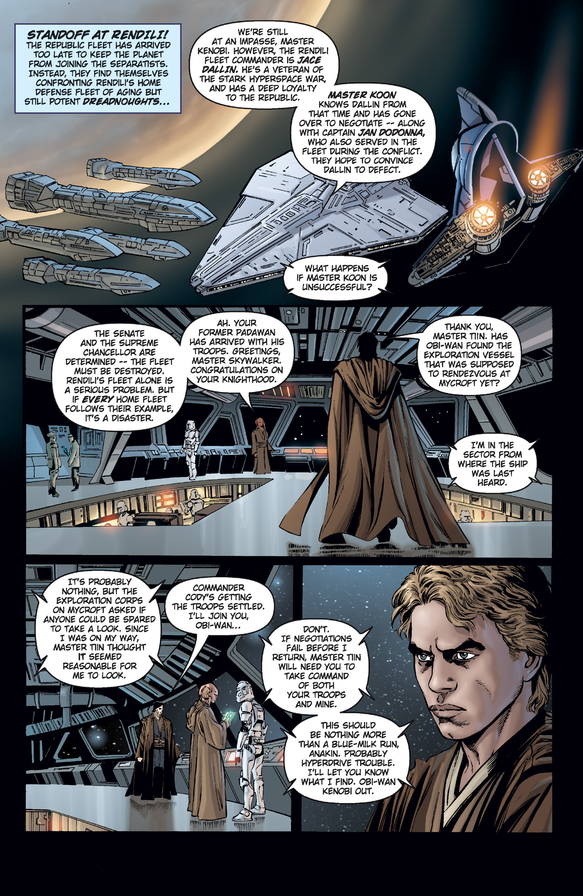 Read online Star Wars Omnibus comic -  Issue # Vol. 26 - 7