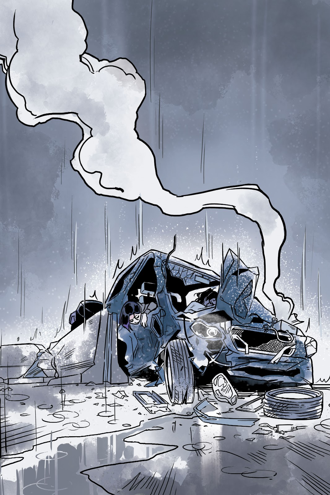 Read online Under the Moon: A Catwoman Tale comic -  Issue # TPB (Part 2) - 106