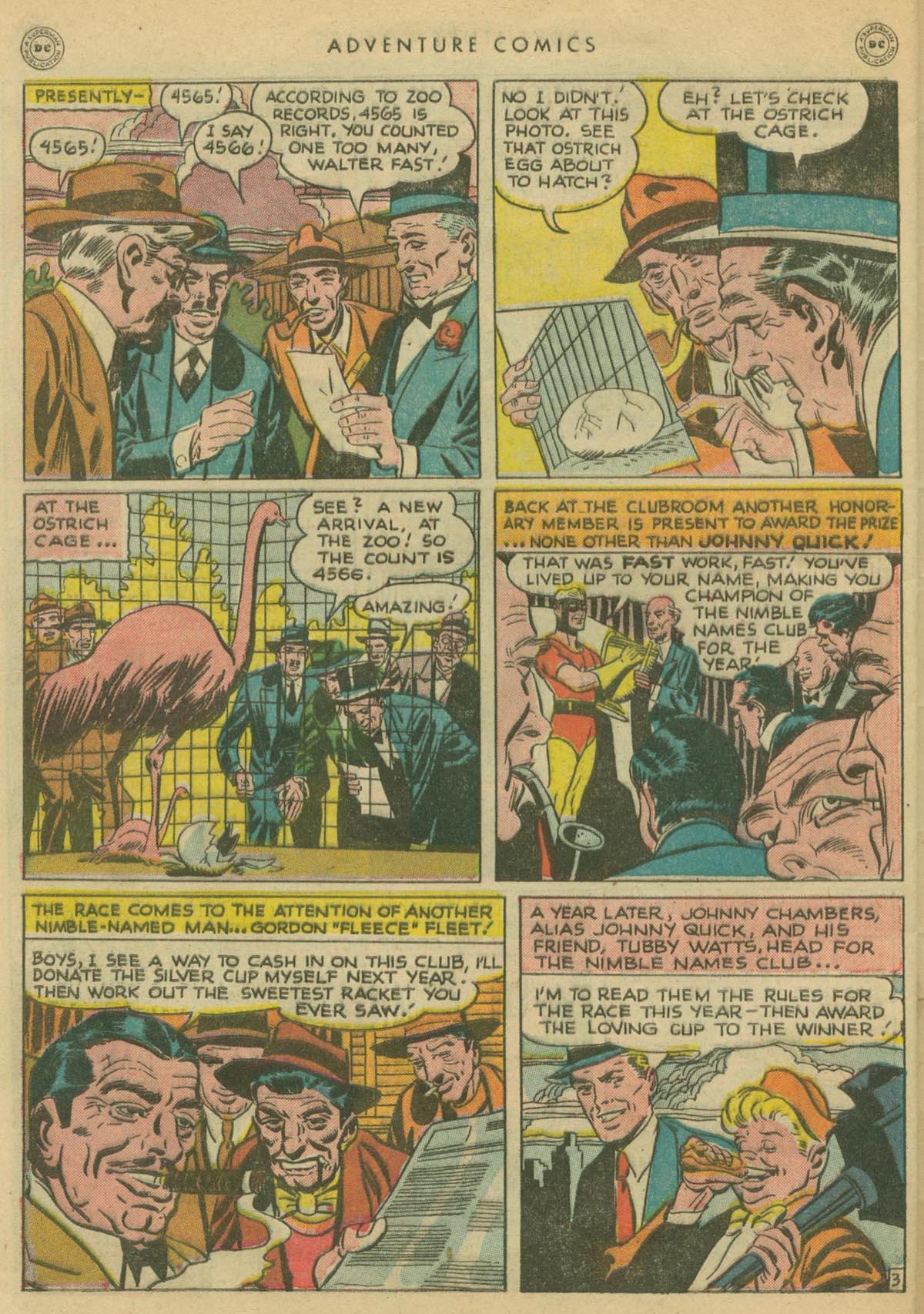 Read online Adventure Comics (1938) comic -  Issue #130 - 41