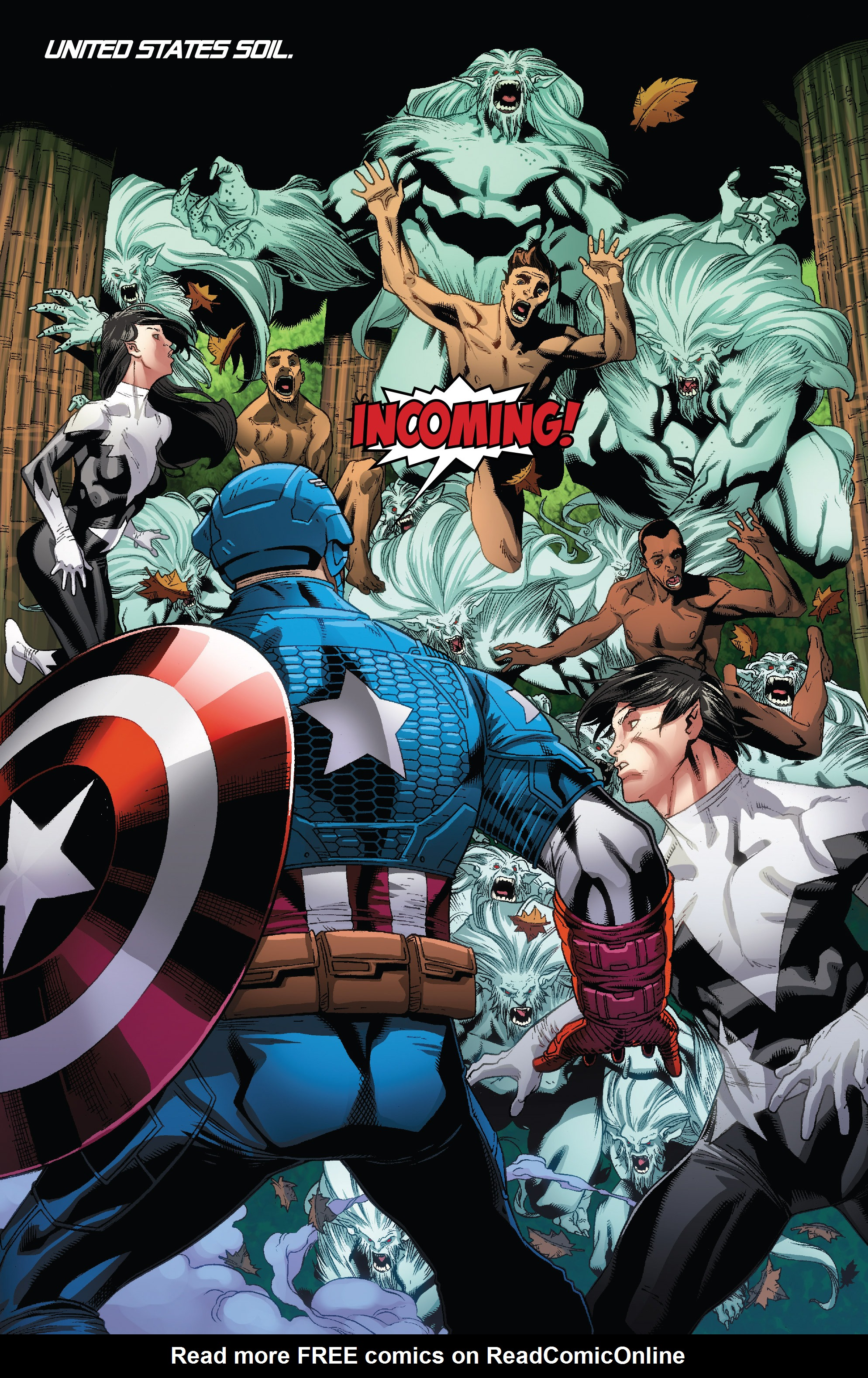 Read online Amazing X-Men (2014) comic -  Issue #11 - 4