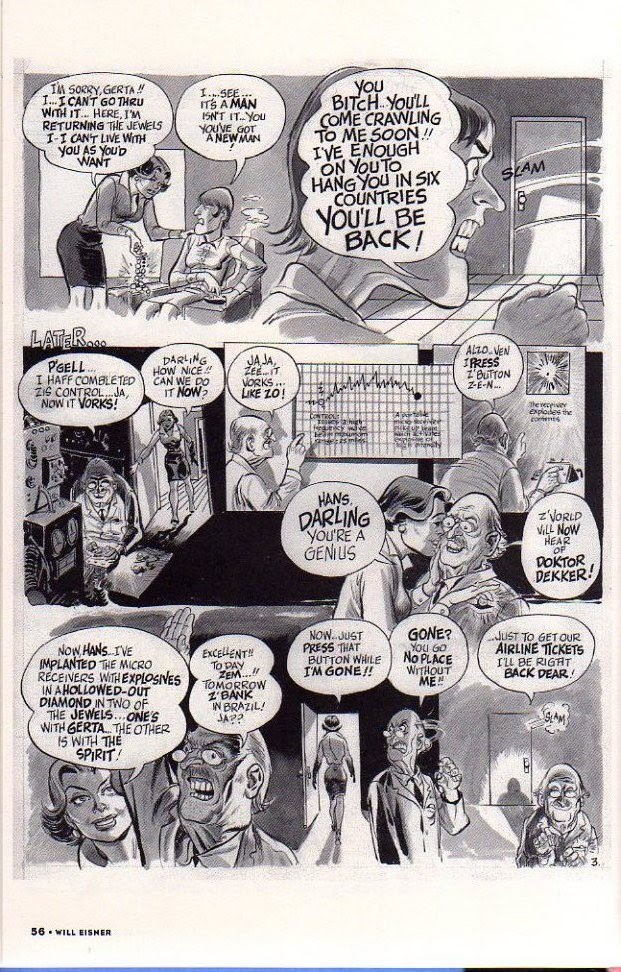 Read online Will Eisner's The Spirit Archives comic -  Issue # TPB 26 (Part 1) - 63