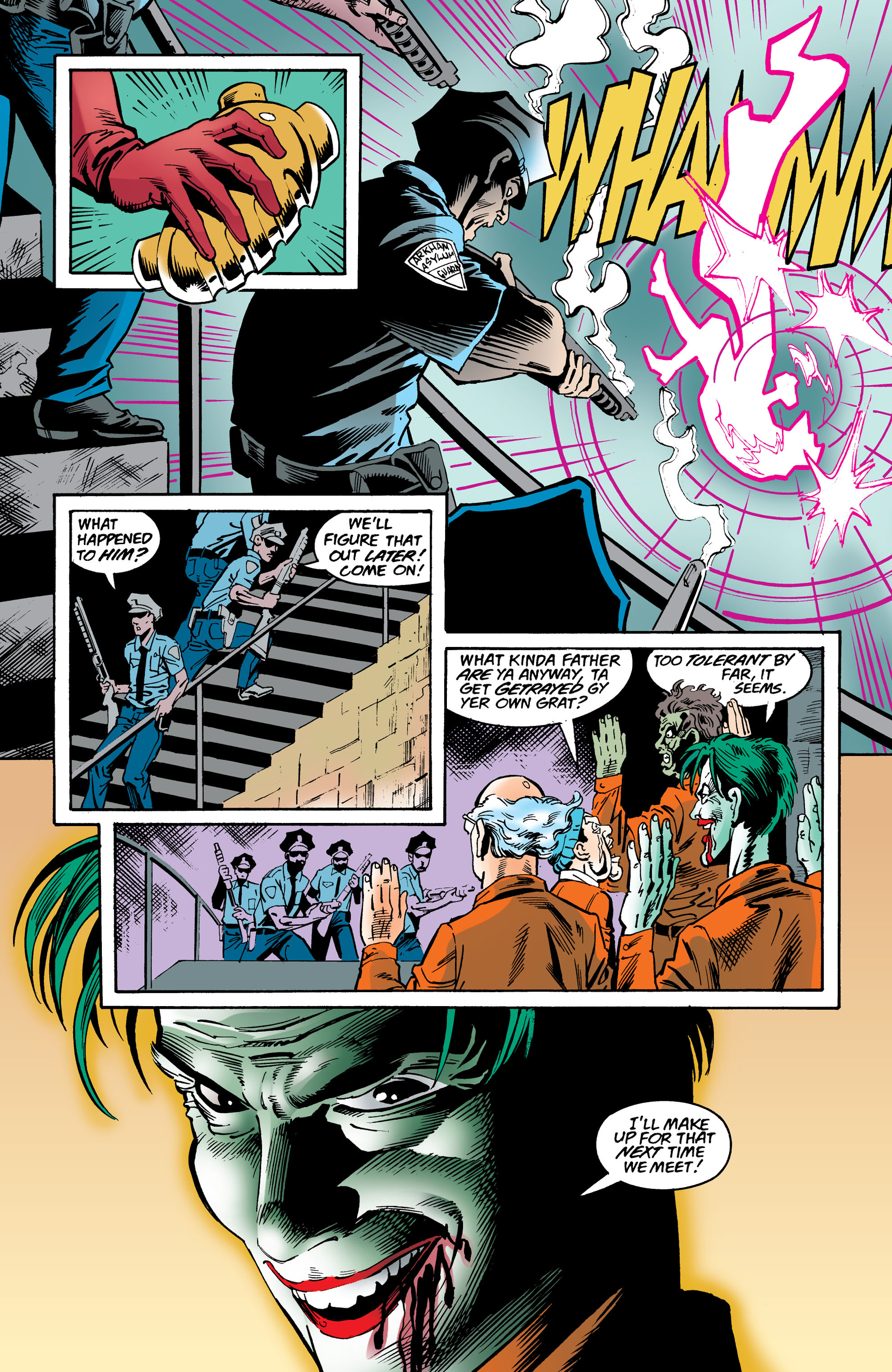 Read online Anarky (1999) comic -  Issue #8 - 22