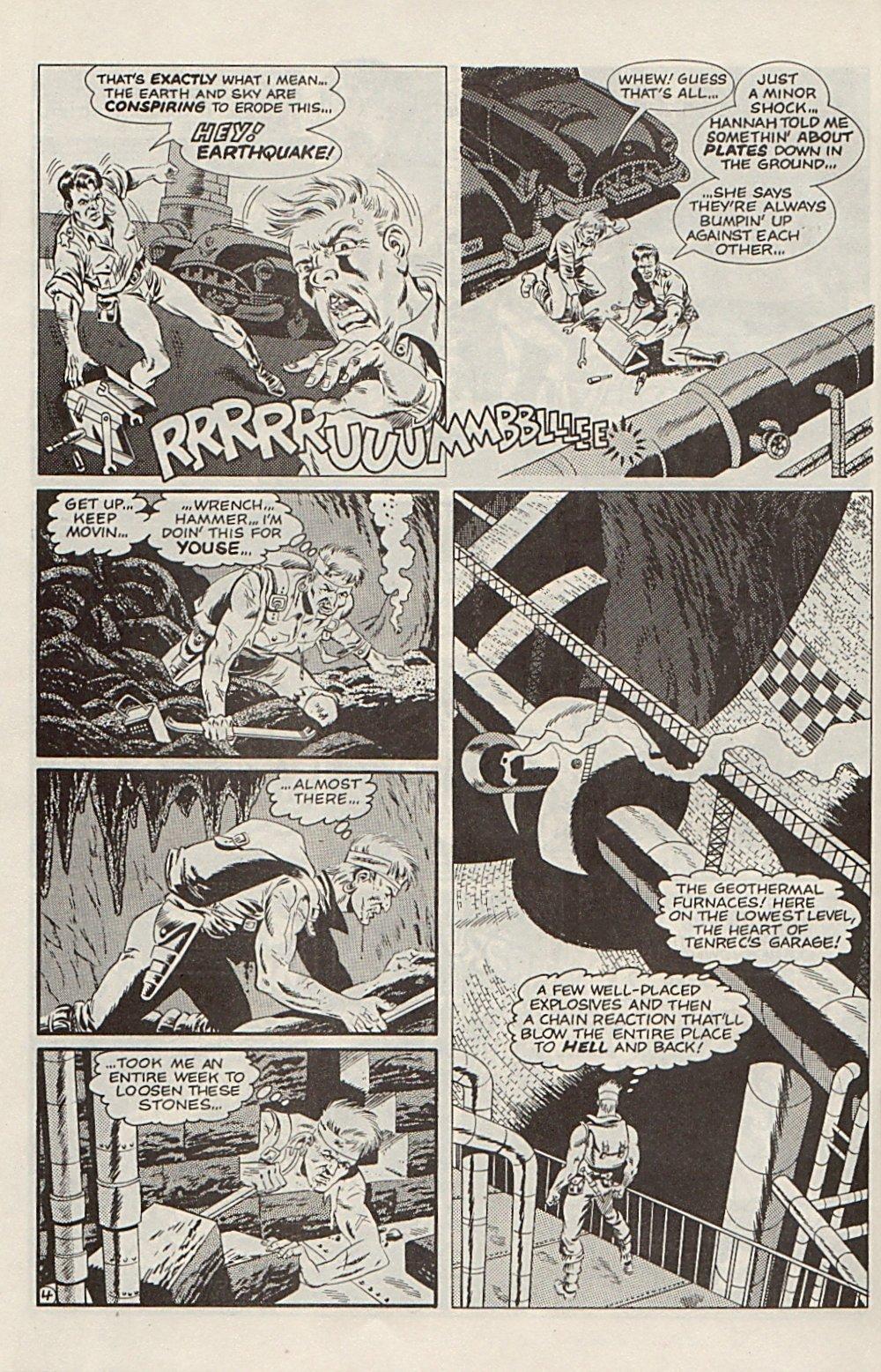 Read online Xenozoic Tales comic -  Issue #6 - 27