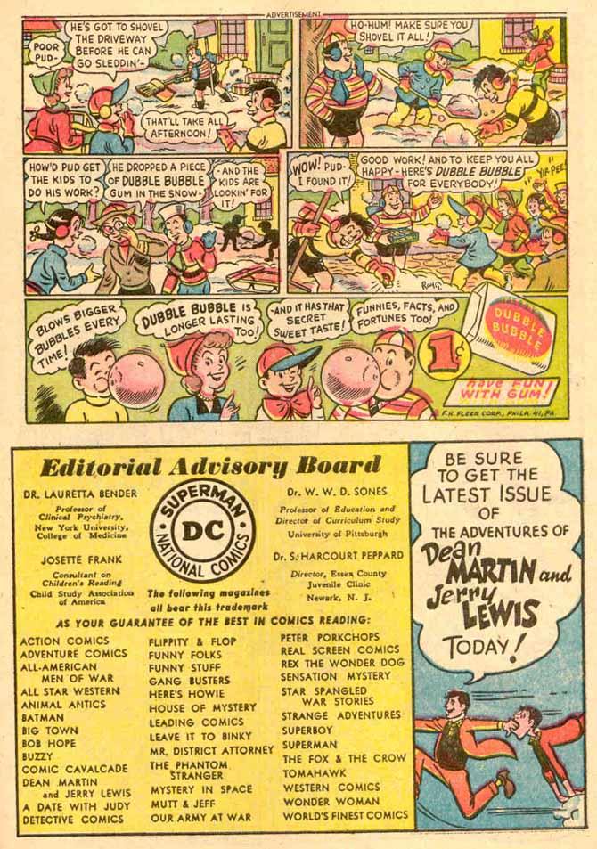 Read online Adventure Comics (1938) comic -  Issue #185 - 33