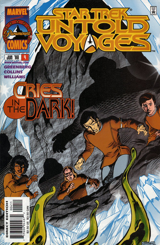 Star Trek: Untold Voyages issue 4 - Page 1