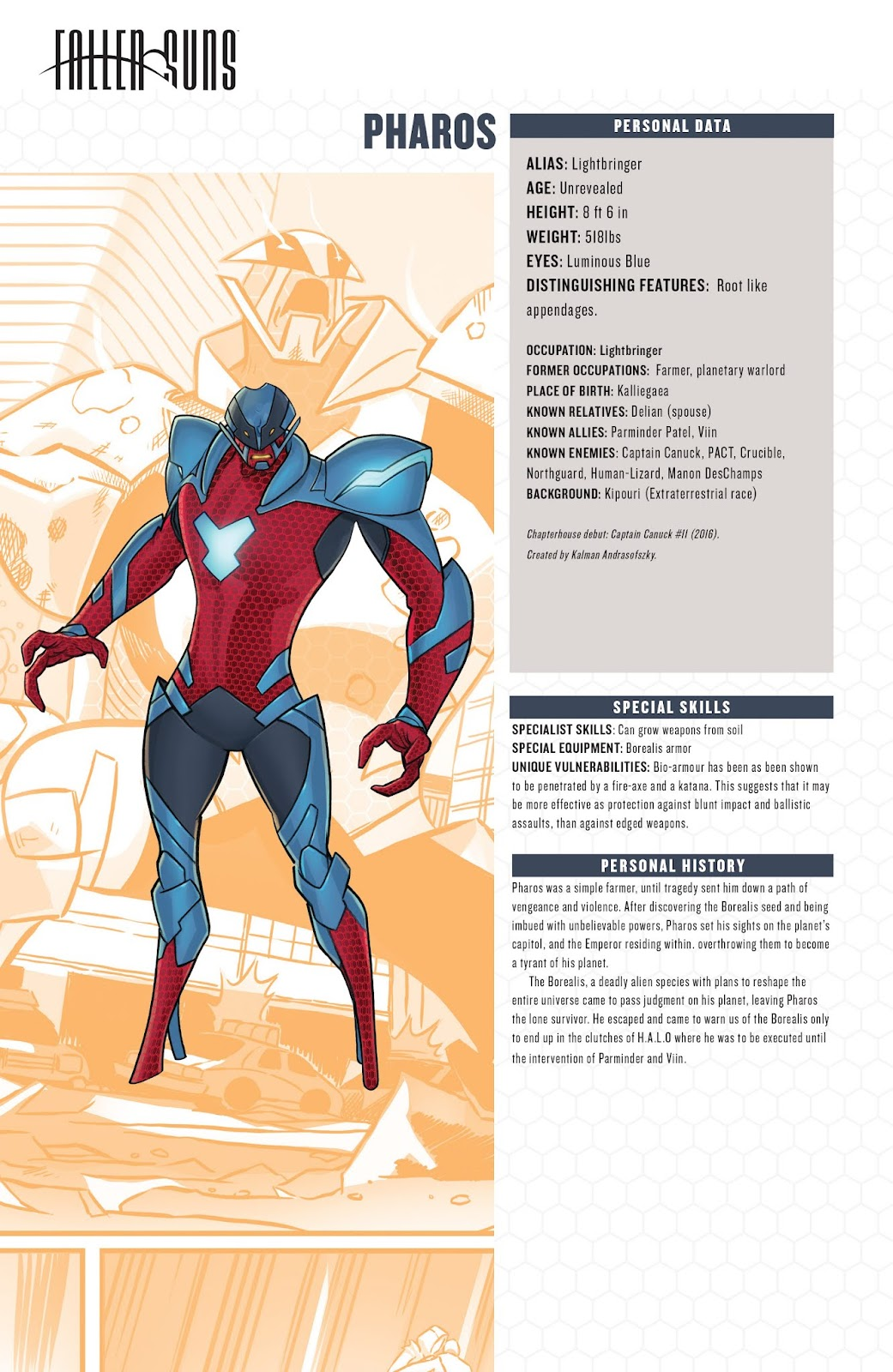 Captain Canuck: Invasion (Canada Day 2018) issue Full - Page 28