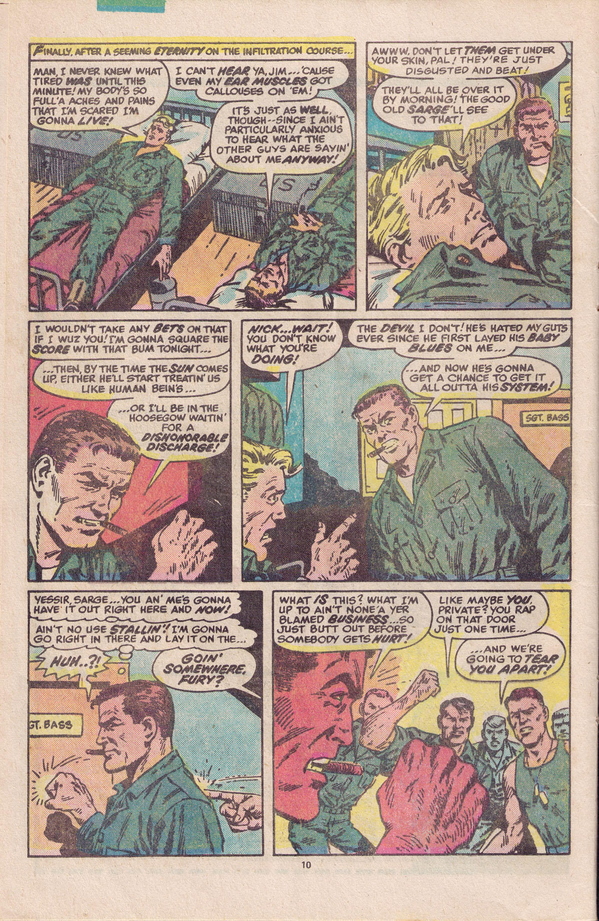 Read online Sgt. Fury comic -  Issue #158 - 12